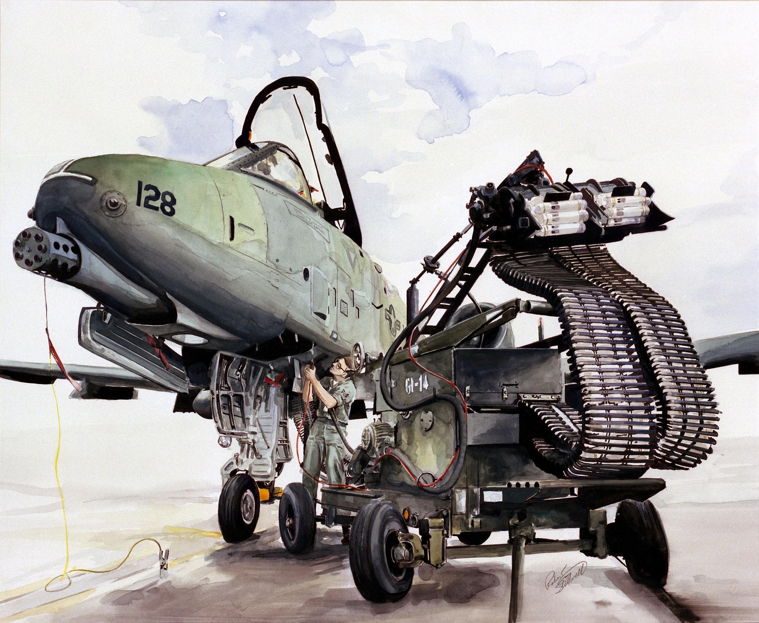 A-10 bomber jet fighter bomb military airplane plane thunderbolt warthog  (34) wallpaper | | 250729 | WallpaperUP