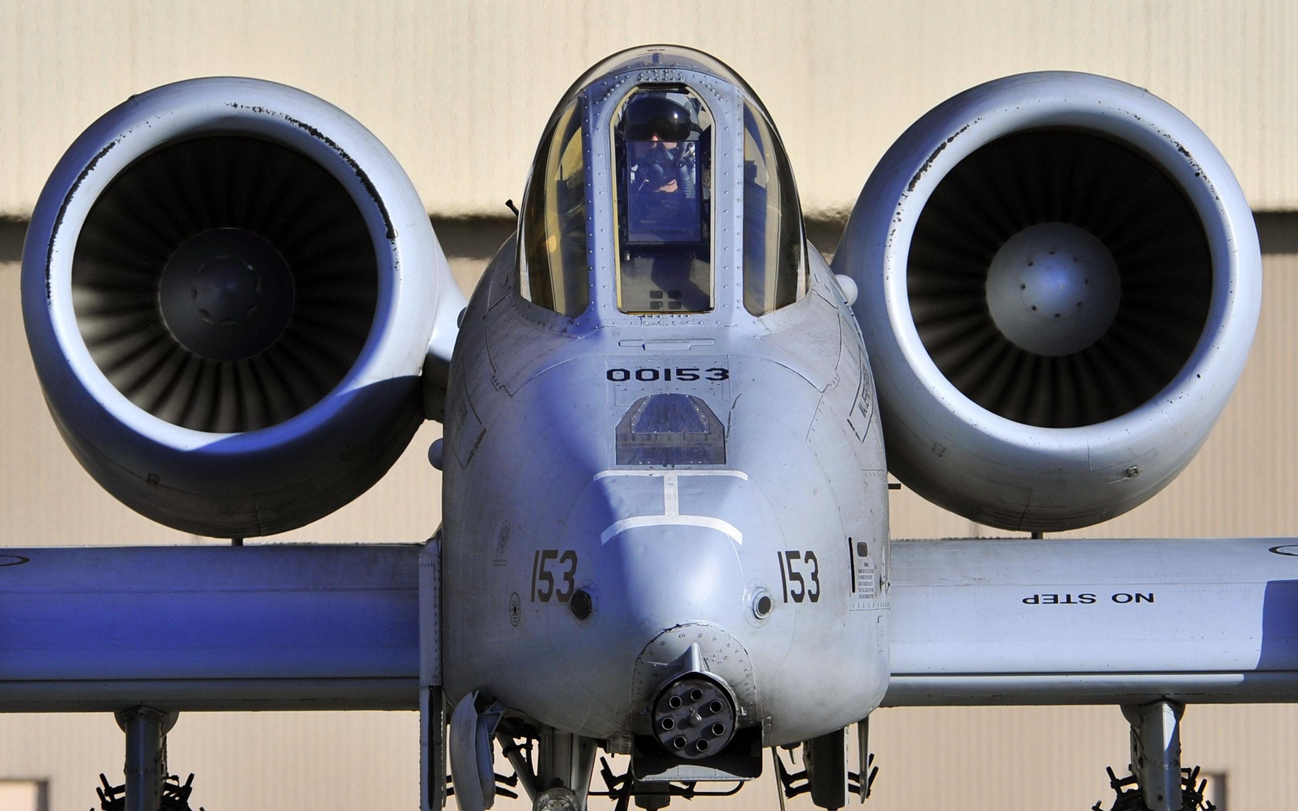 Fairchild Republic A-10 Thunderbolt II desktop wallpapers HD