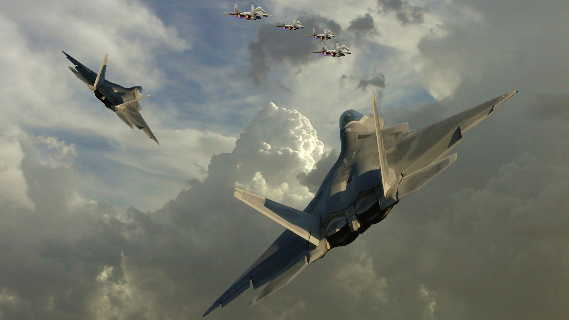 Jet Wallpaper