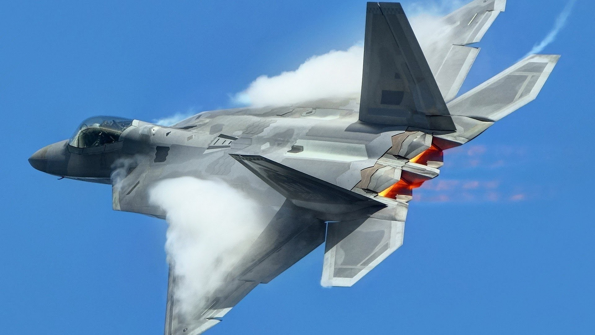 F-22 Engine