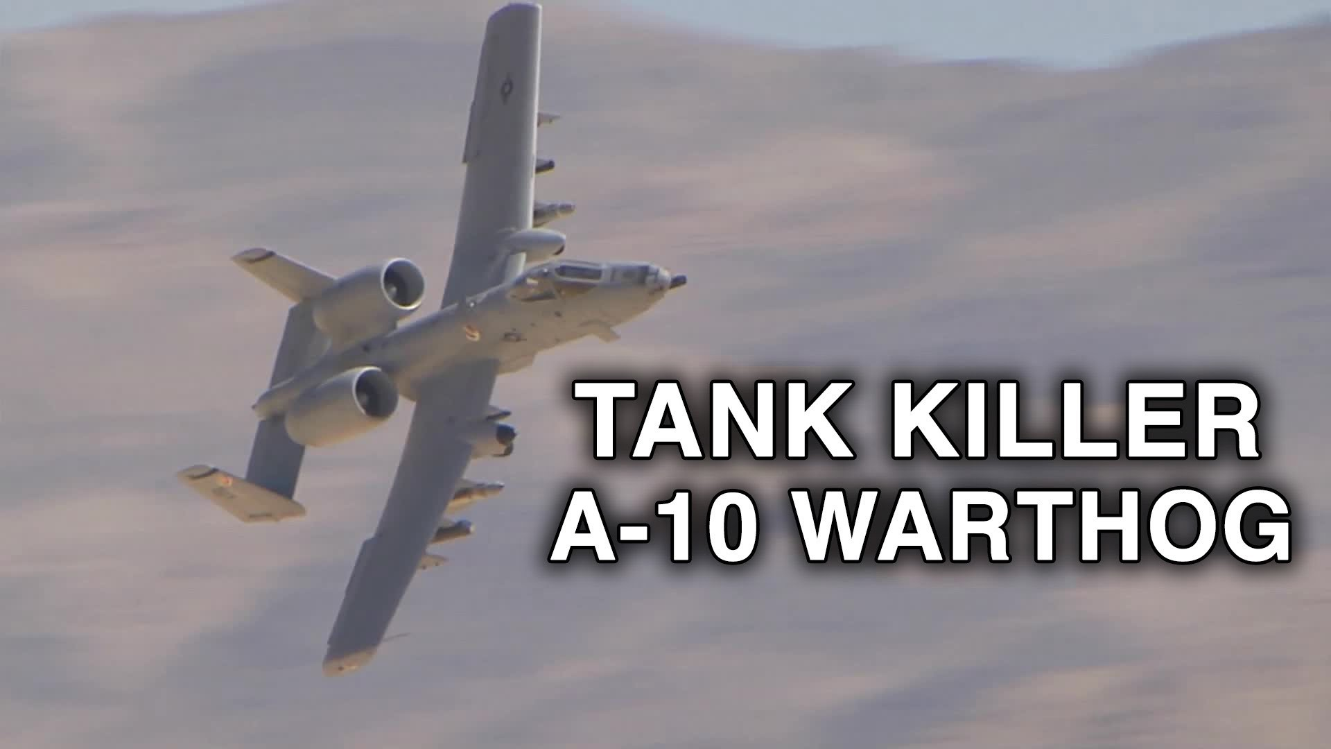 A-10 Warthog in Action – Avenger Autocannon, Rockets Live Fire – YouTube