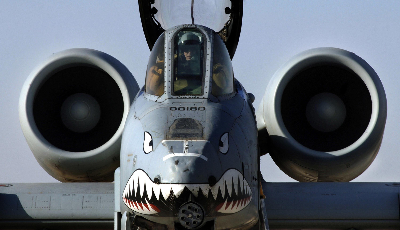 A-10 provides top cove… …