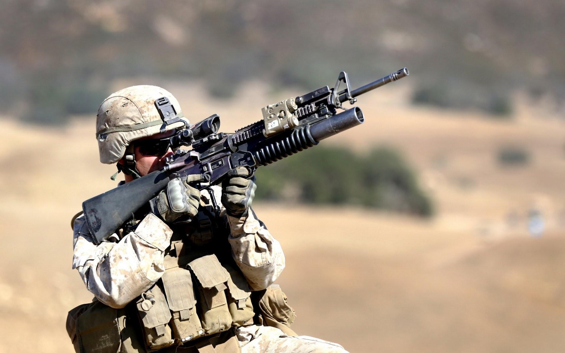 united states marine corps training medium machine gun