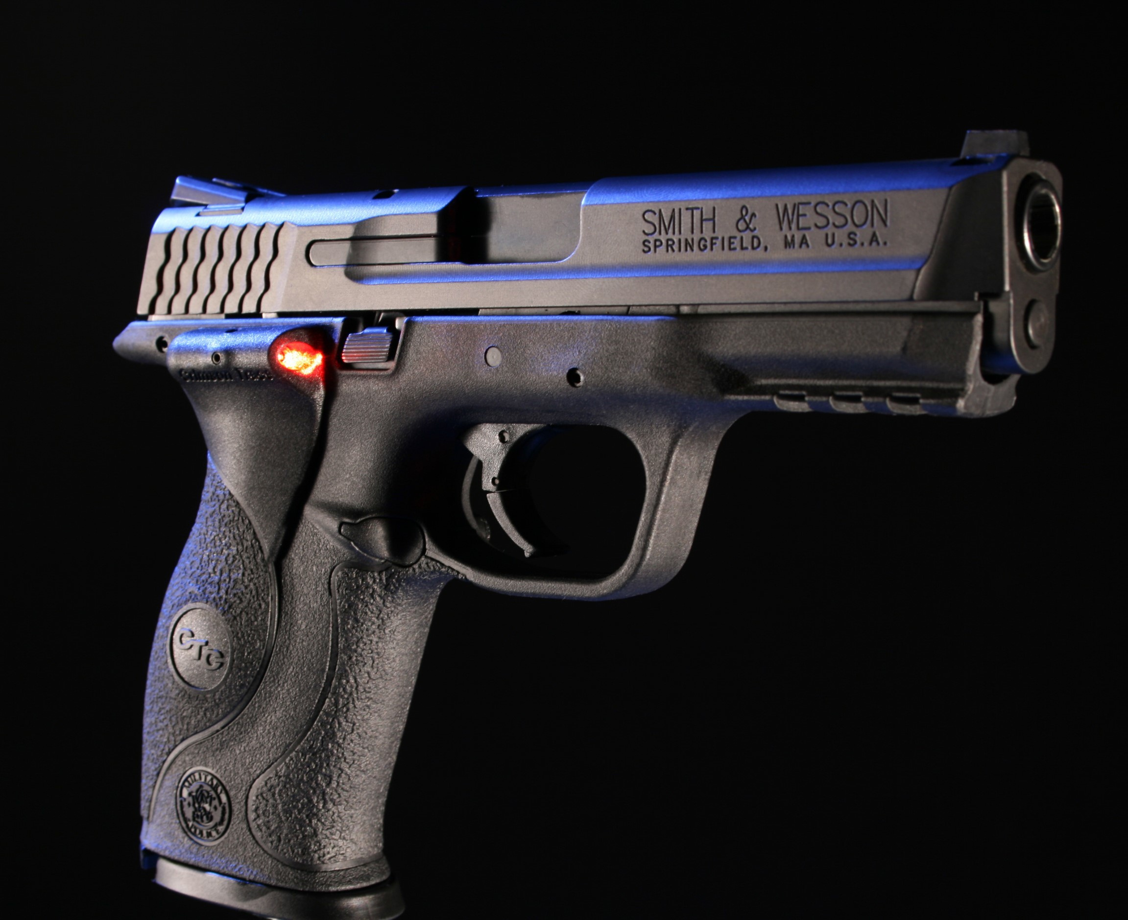 Smith And Wesson M&p 9Mm wallpaper 102597