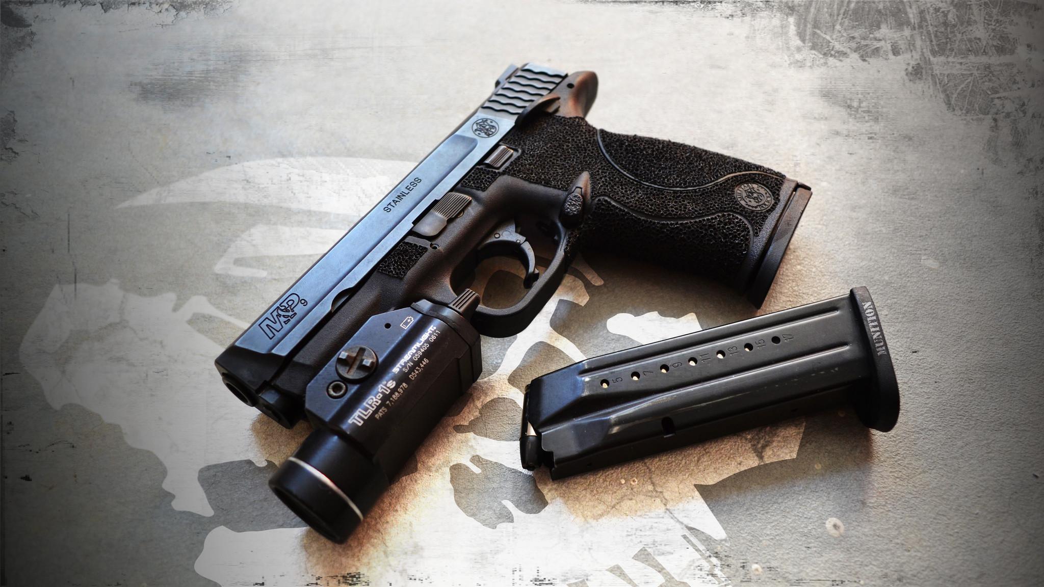 A Few of my M&P. Love this gun.