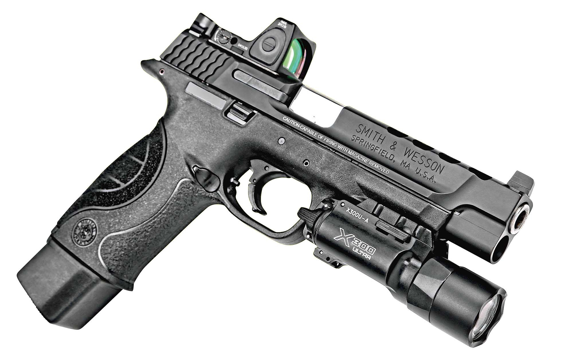 Smith & Wesson #21