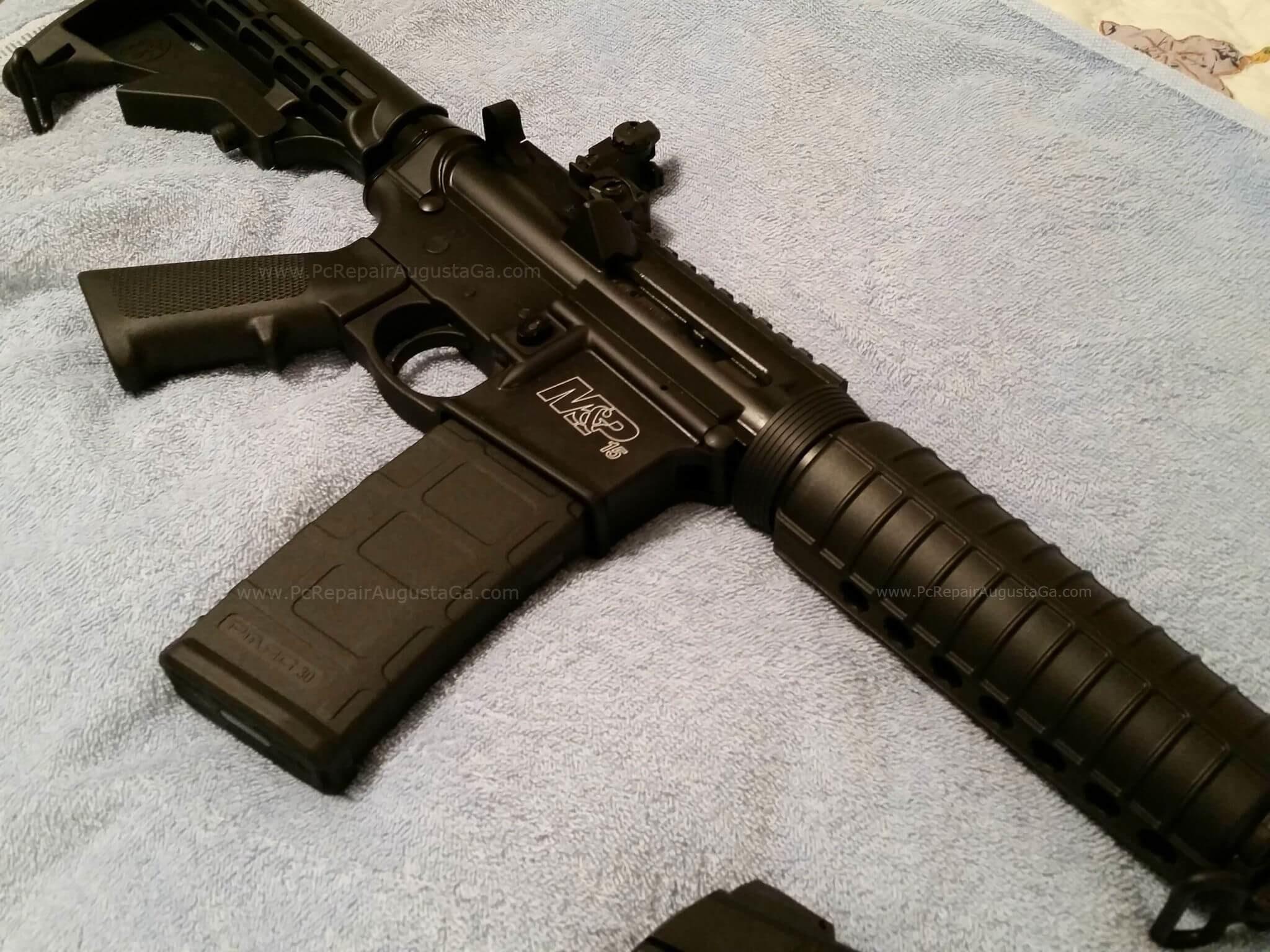 Smith & Wesson M&P15 Sport Model# 811036