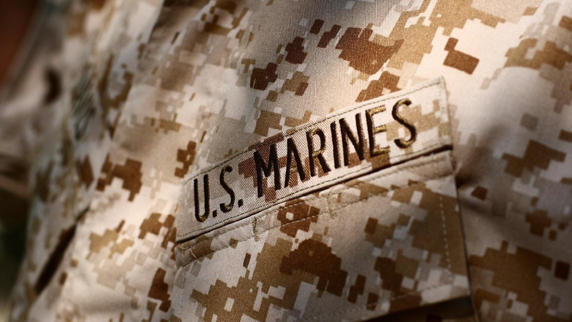 Men – Marines Wallpaper