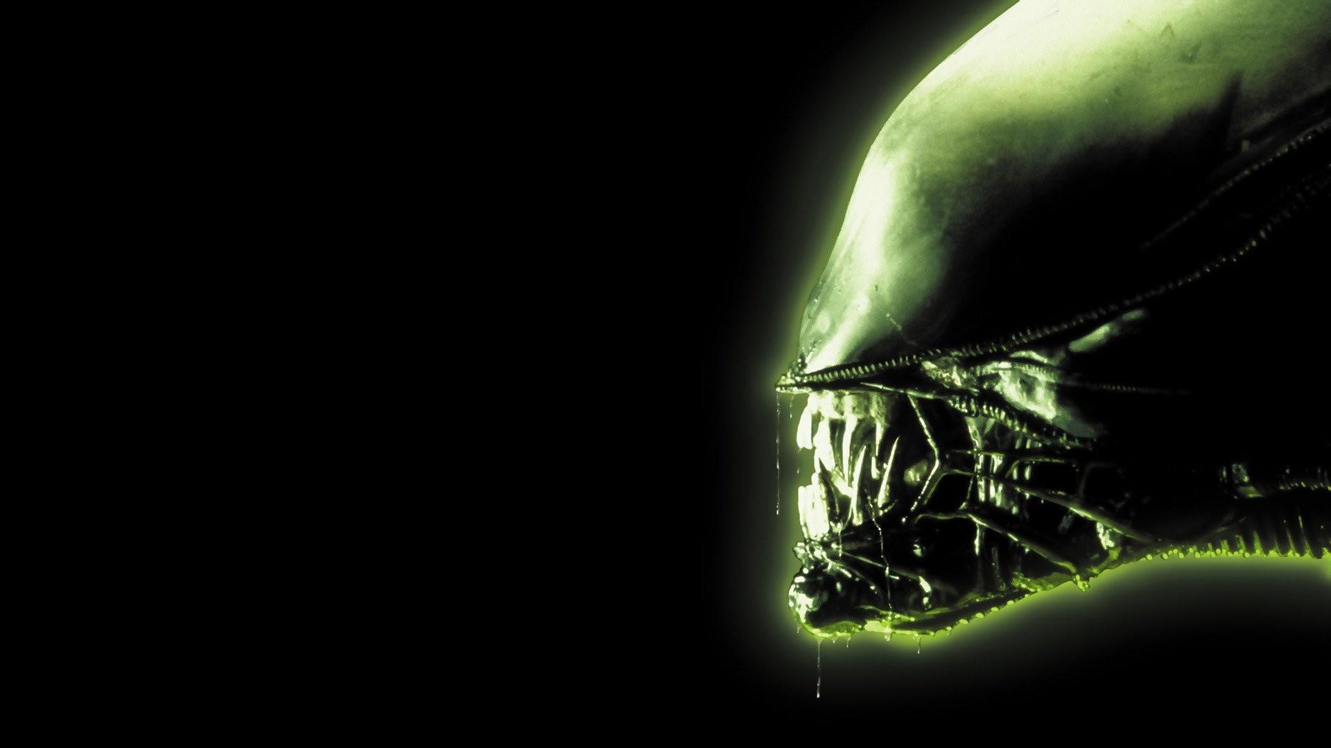 Video Game – Aliens: Colonial Marines Alien Dark CGI Wallpaper
