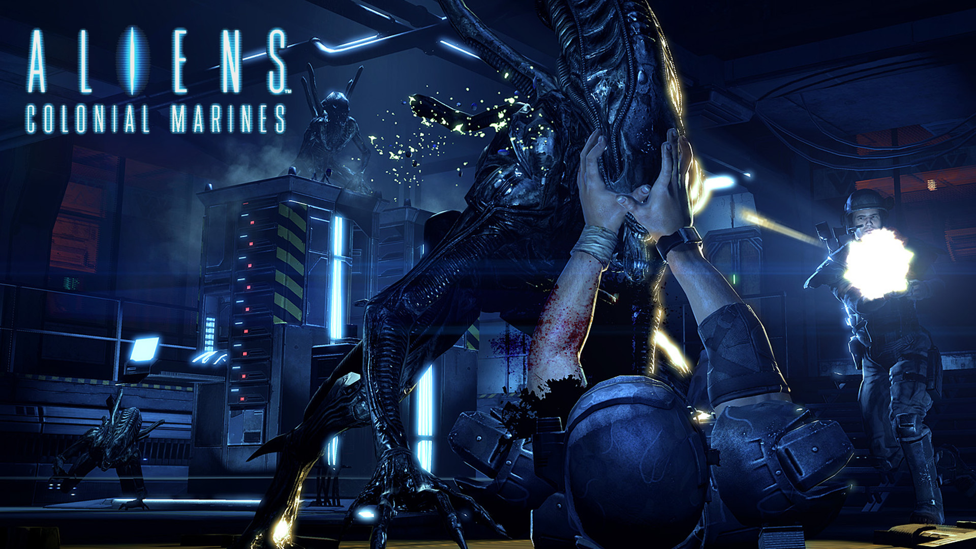 … Live Aliens Colonial Marines Wallpapers   Aliens Colonial Marines  Wallpapers Collection …