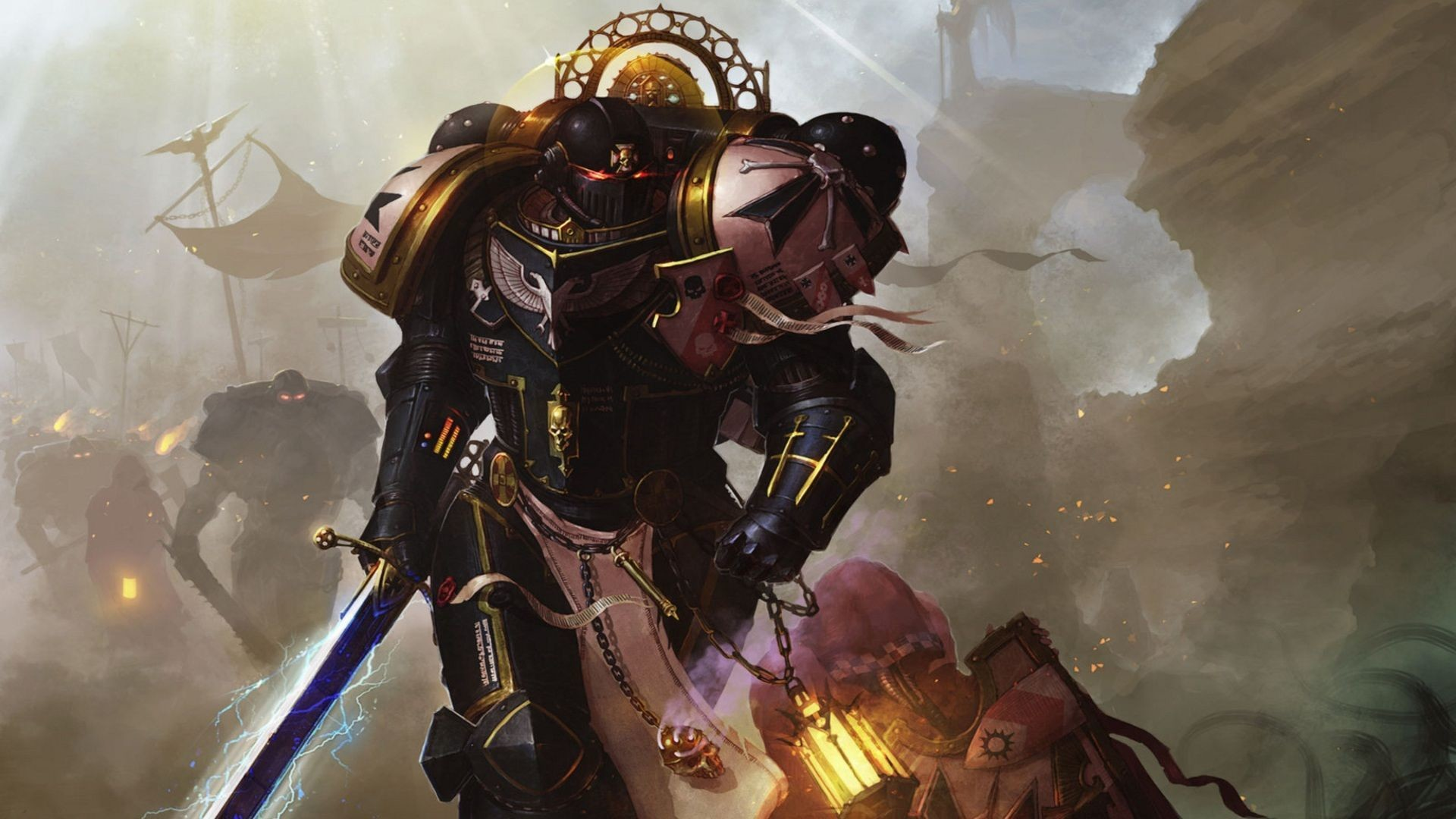 Warhammer 40K HD Wallpapers – Page 3