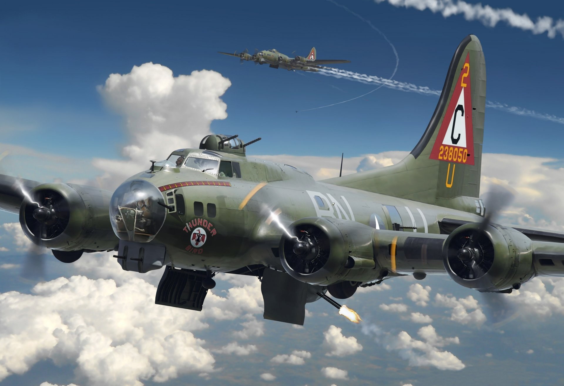 art plane boeing b-17 flying fortress flying fortress american all-metal  bomber crew