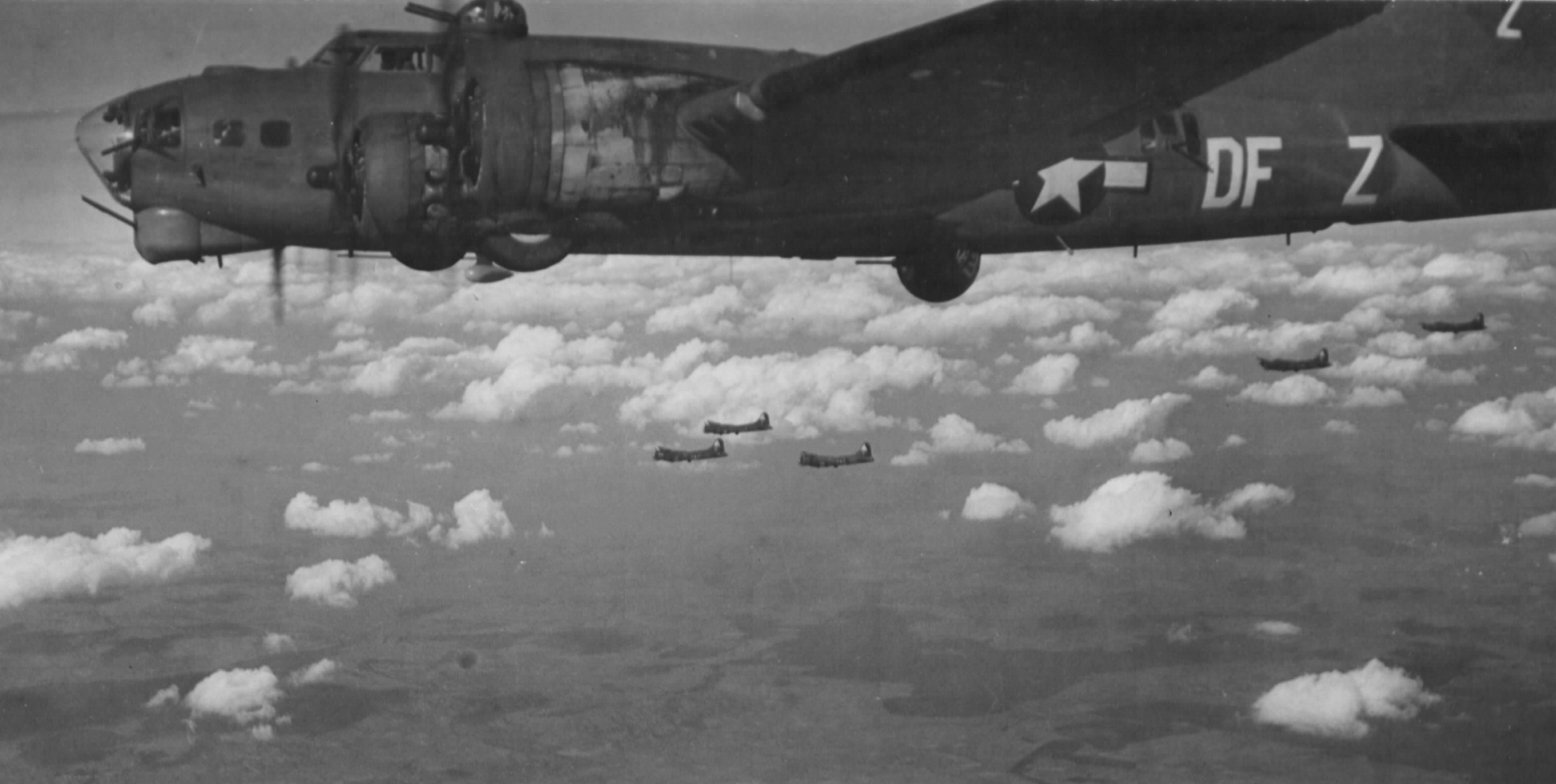 High Quality boeing b 17 flying fortress
