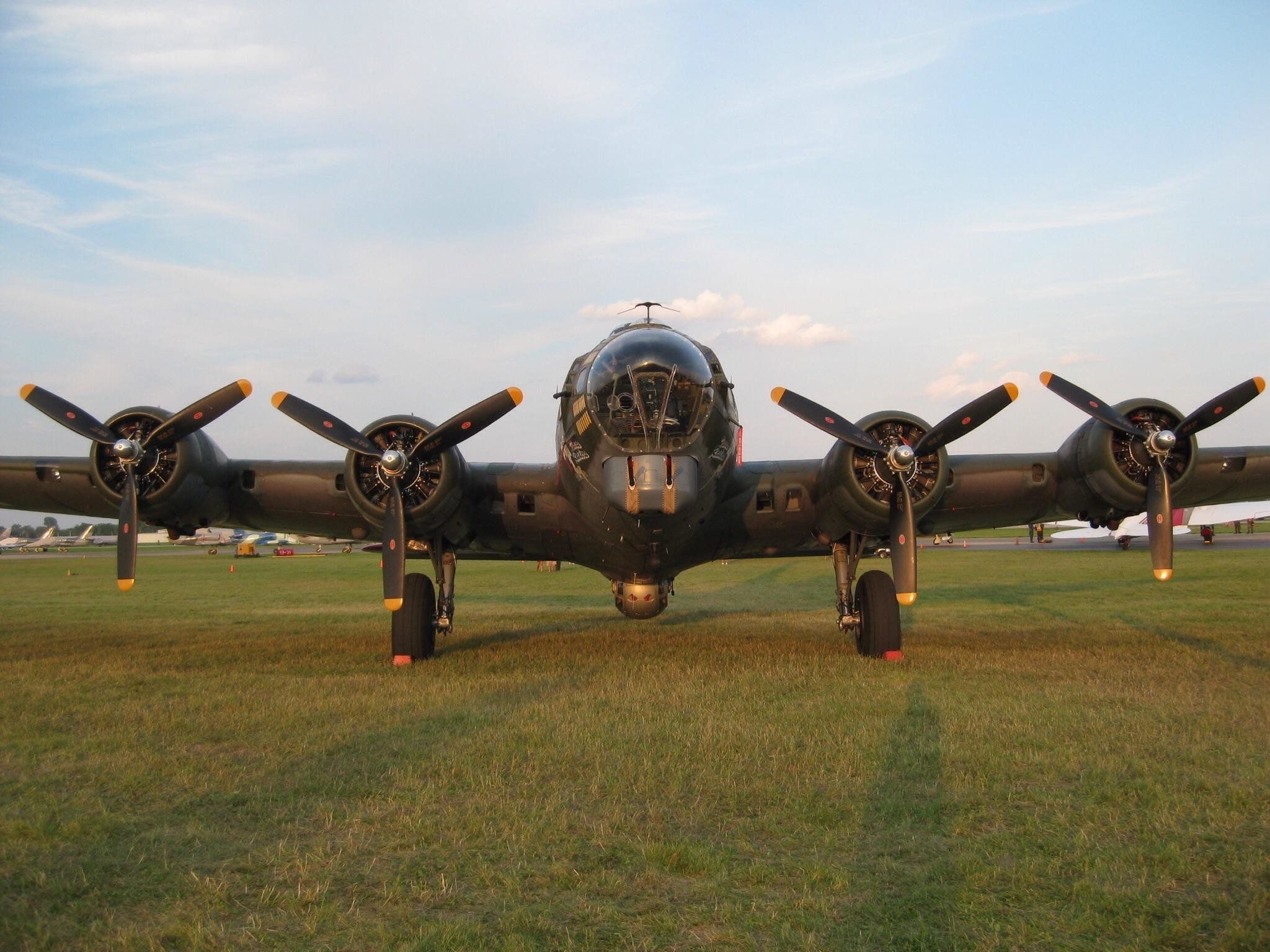 Related Wallpapers. B17 Flying Fortress