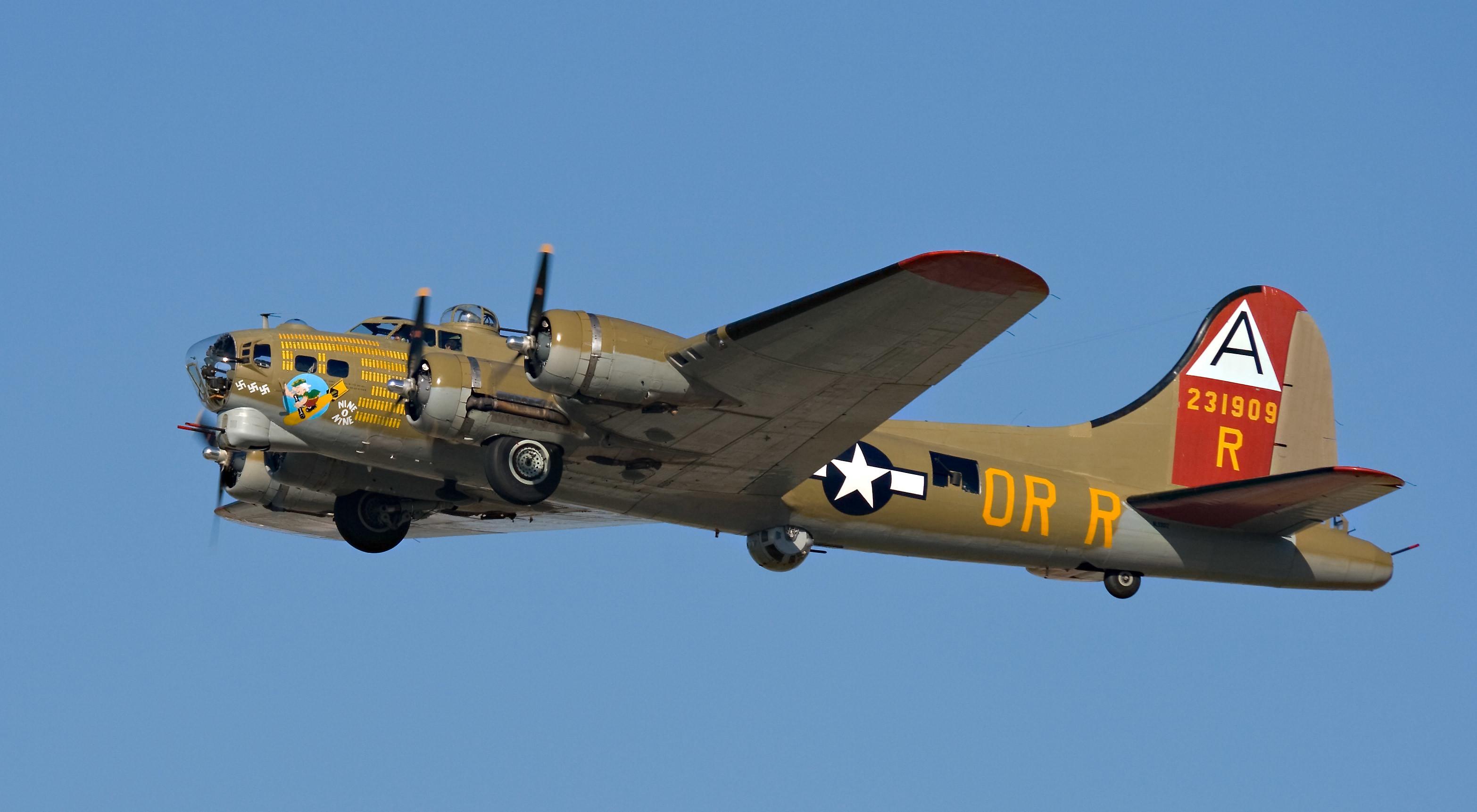 B 17 Flying Fortress Wallpaper – WallpaperSafari