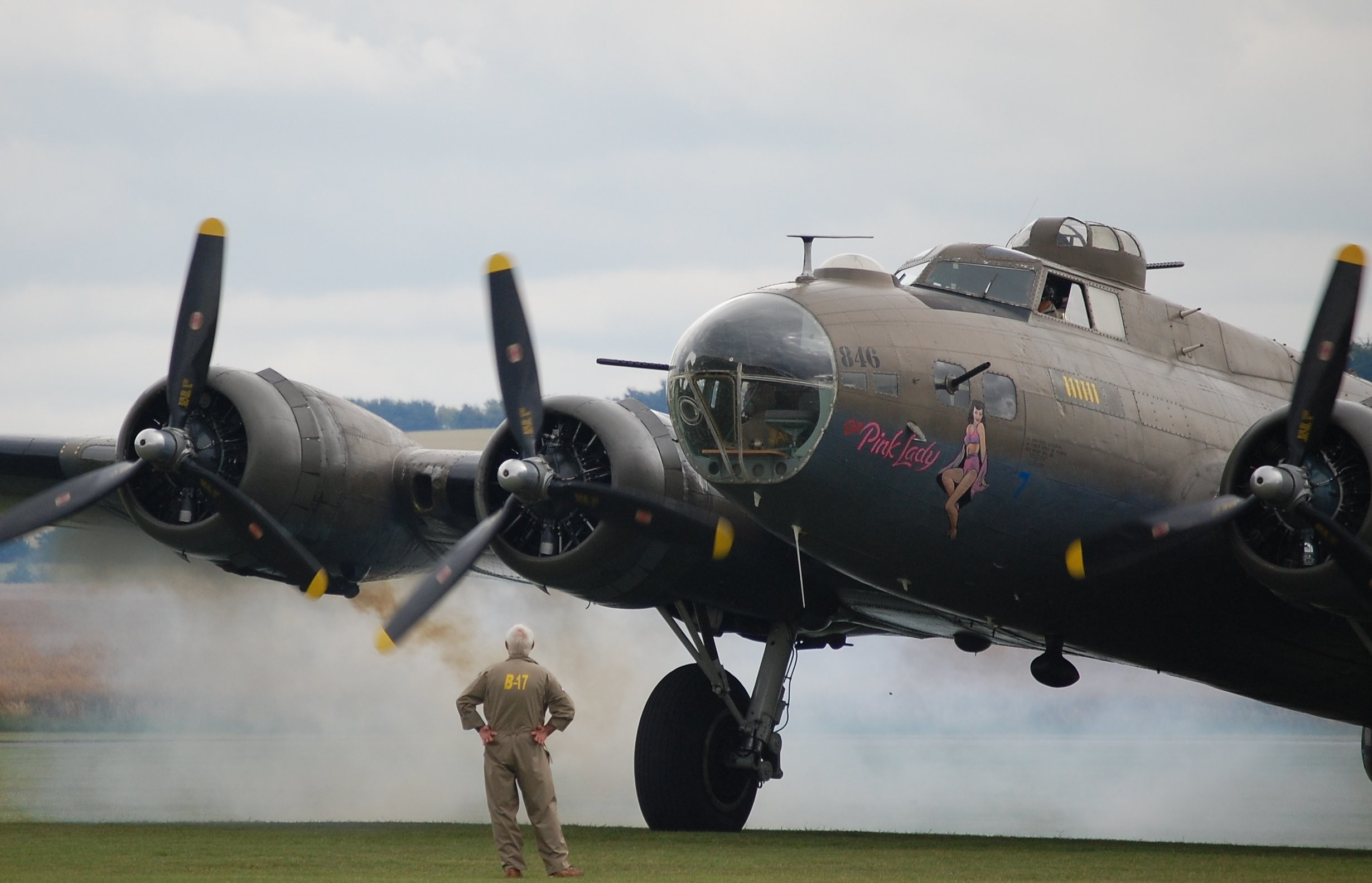 Boeing B-17 Flying Fortress #2