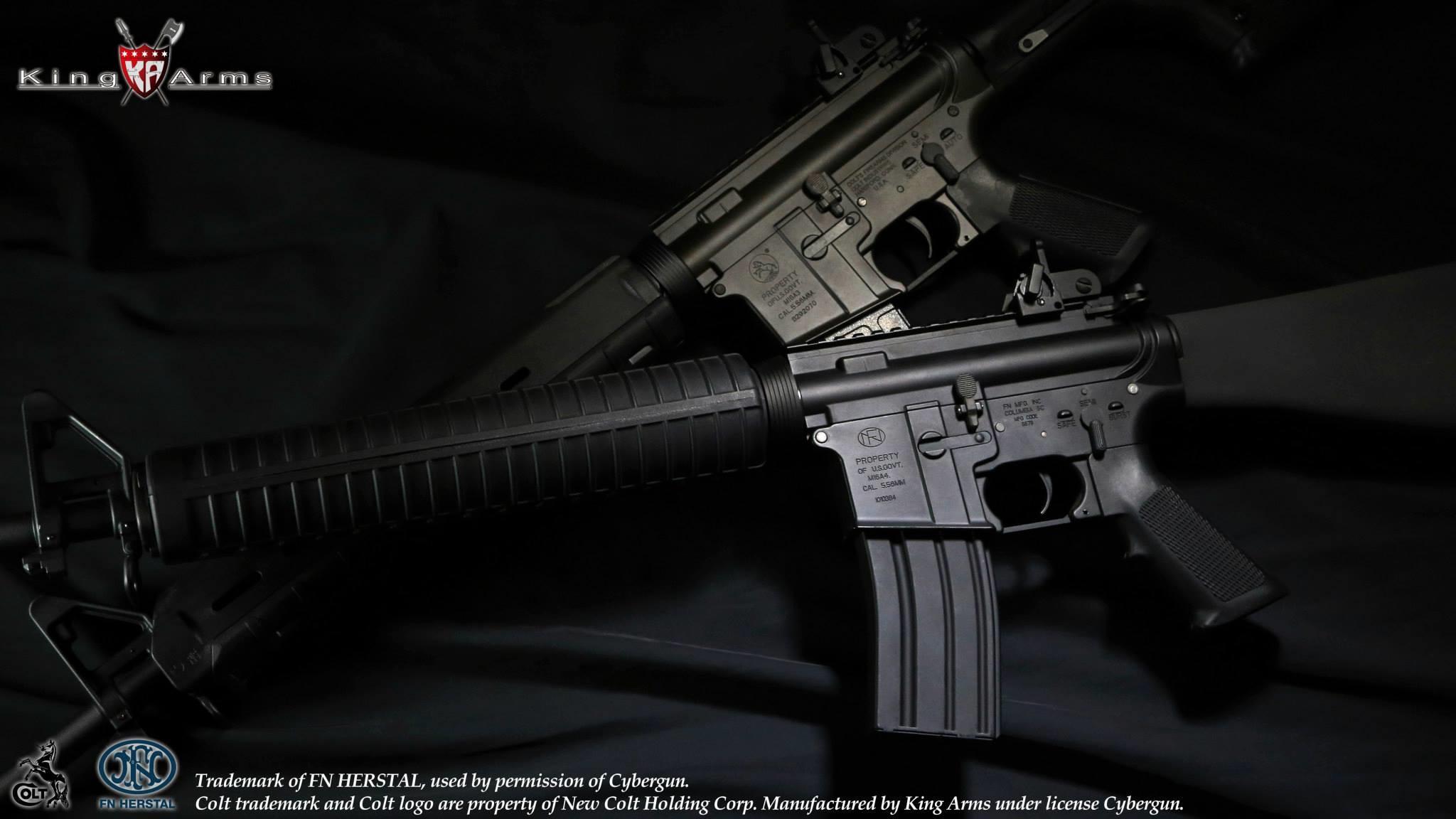 M16a4 Wallpaper