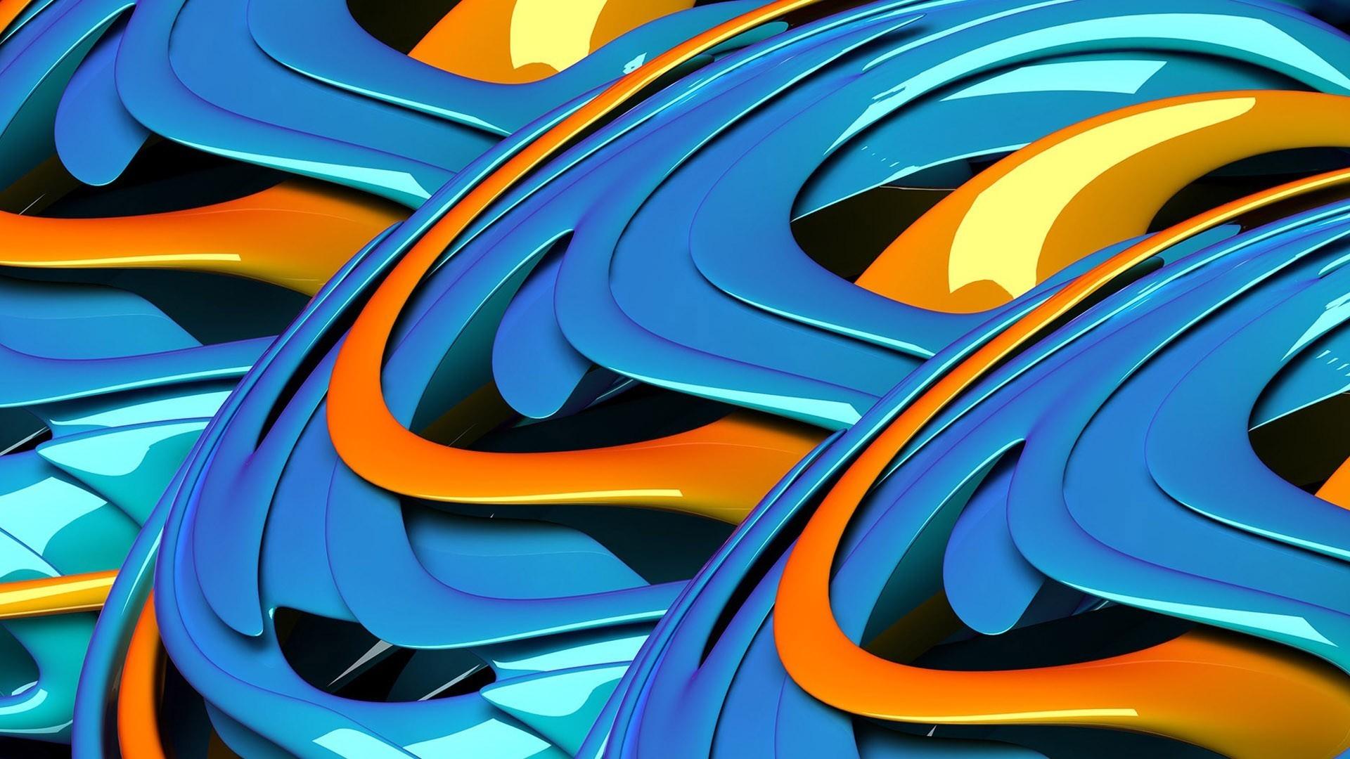 Blue Orange Background Wallpaper WallDevil   Wallpapers 4k   Pinterest    Blue orange, Orange background and Hd desktop