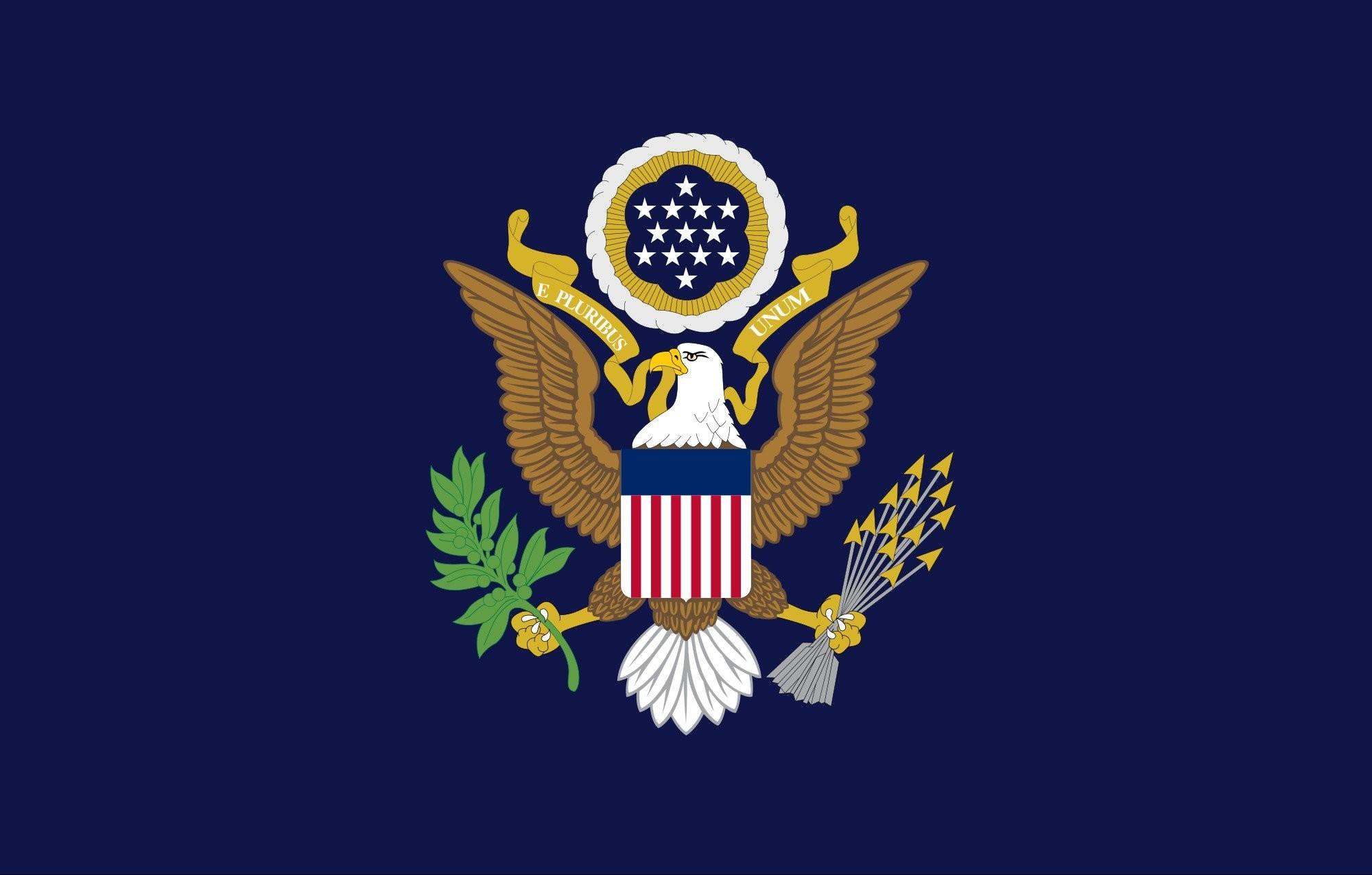 United States Navy Iphone Wallpaper 2000px-us Presidential Flag