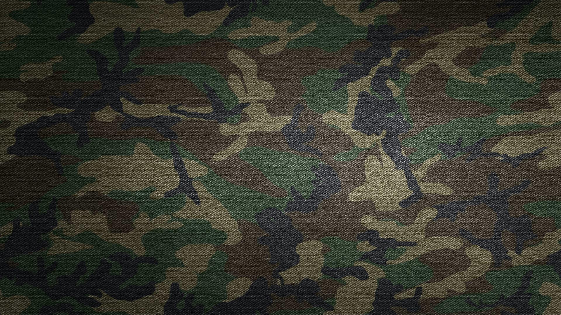Military Camo Background