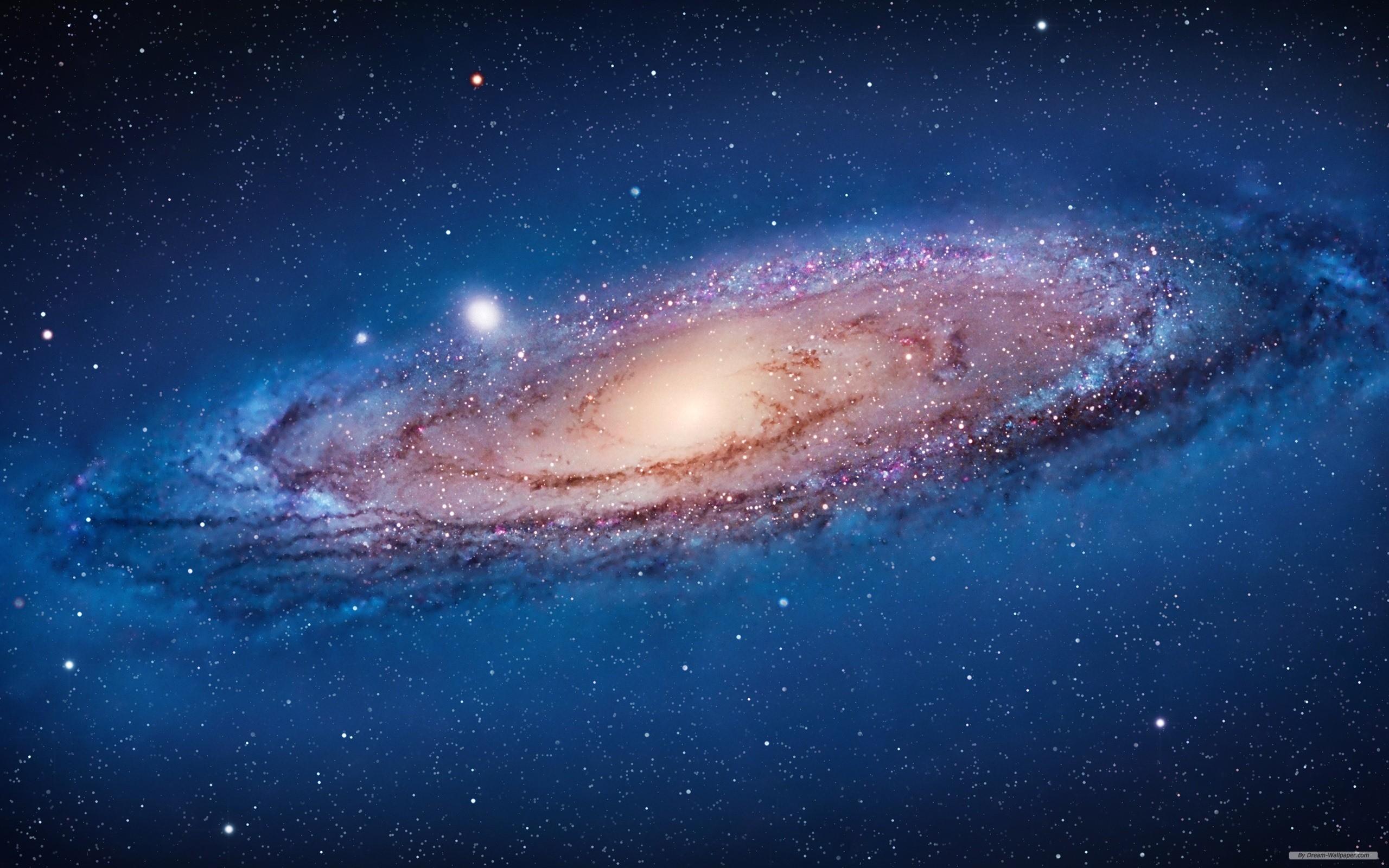 Amazing Apple Galaxy Wallpaper