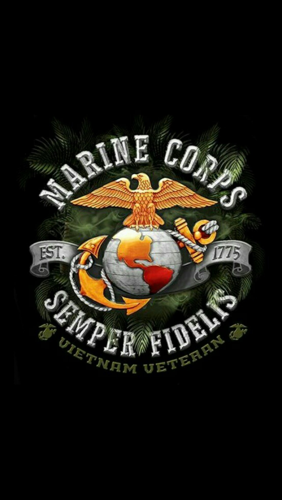 #marines #usa #black #wallpaper #android #iphone