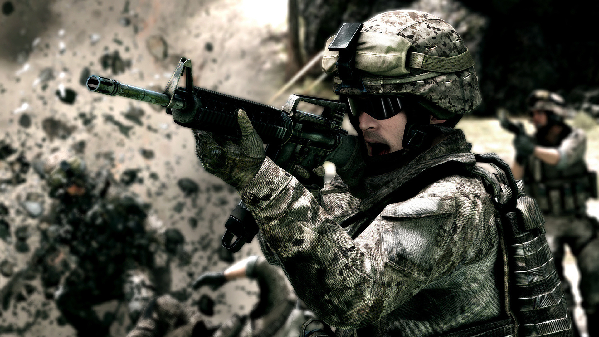 Army Soldier Wallpaper