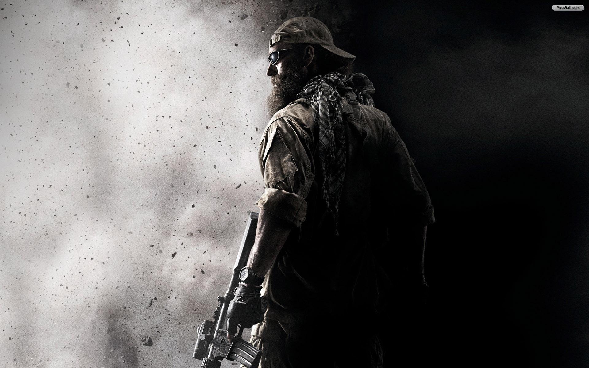 Soldier Wallpaper HD
