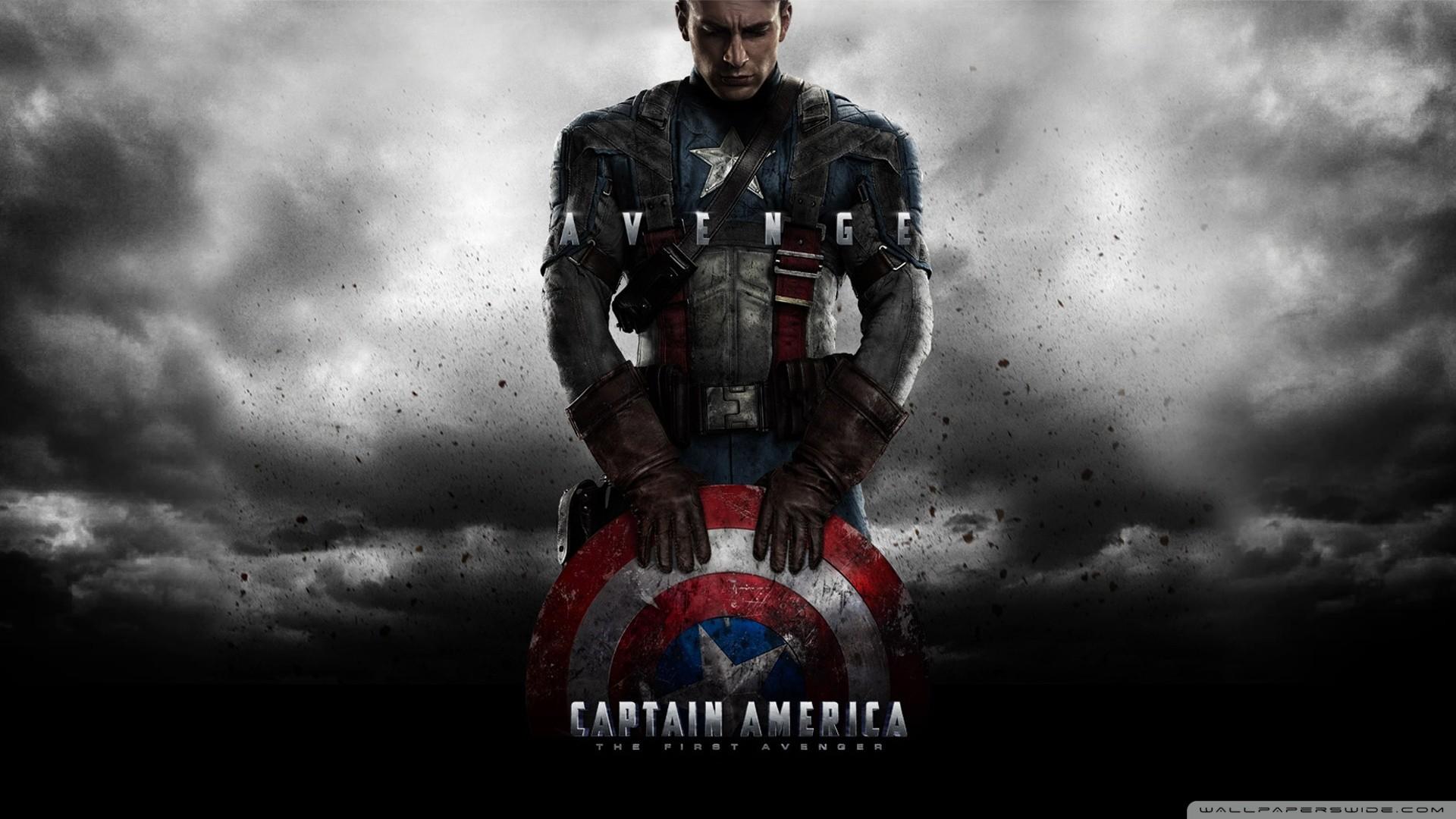 Captain America Wallpapers – WallpaperSafari