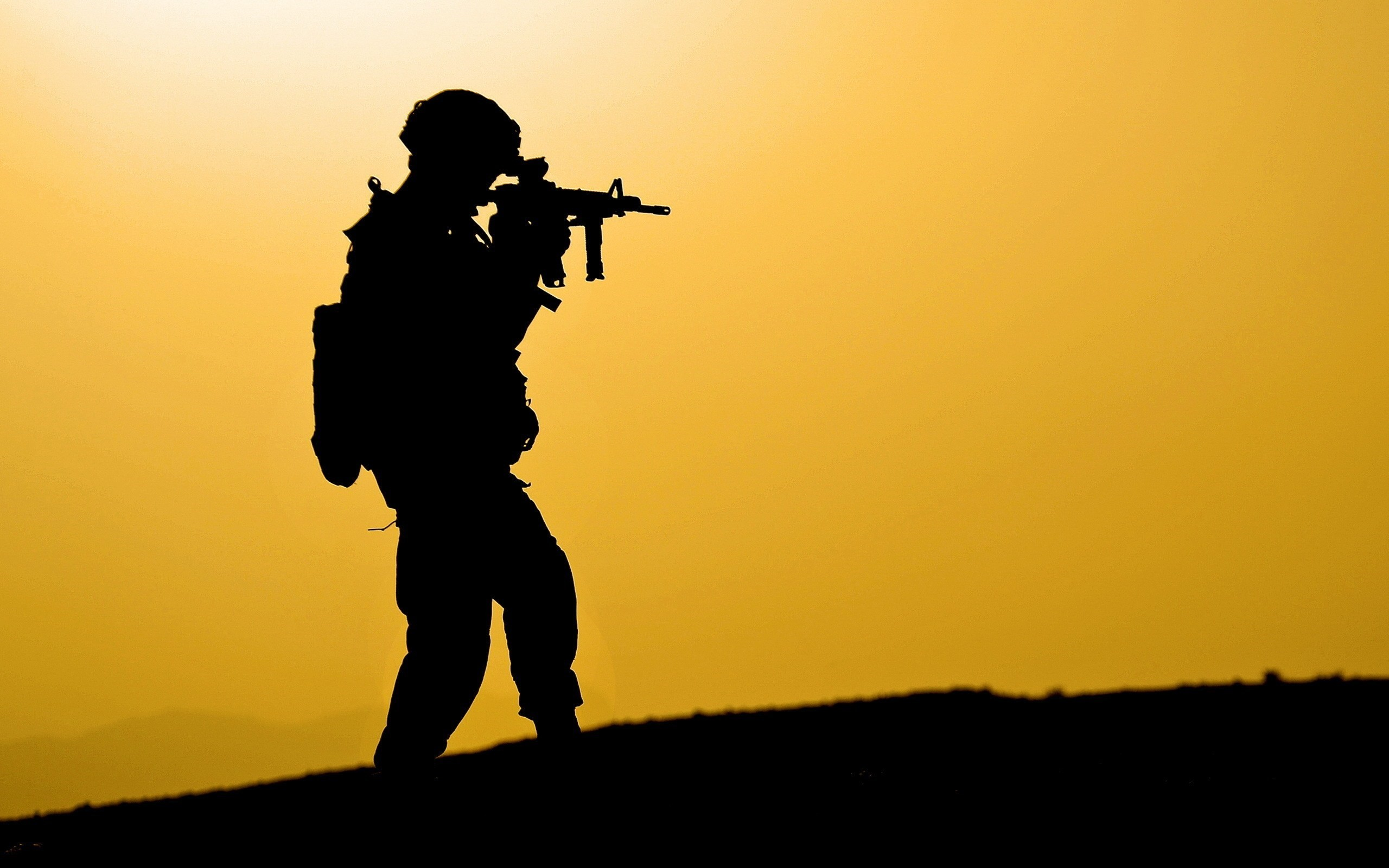 Soldier Wallpaper 43498