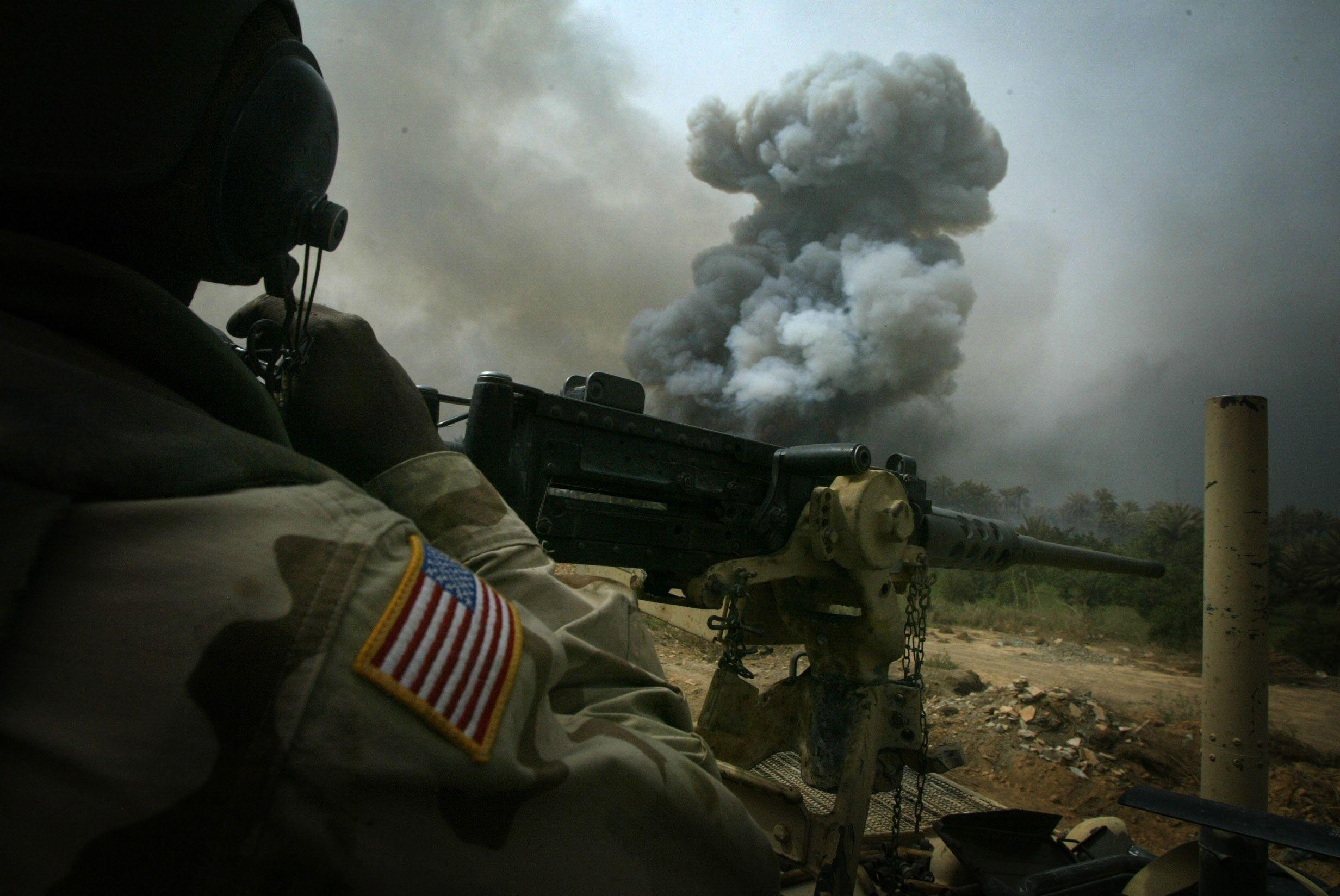 American Soldier Wallpaper – WallpaperSafari