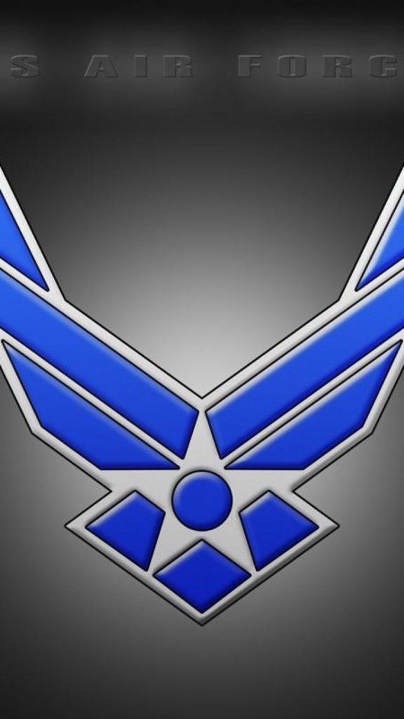 Air Force Logo Wallpaper Hd