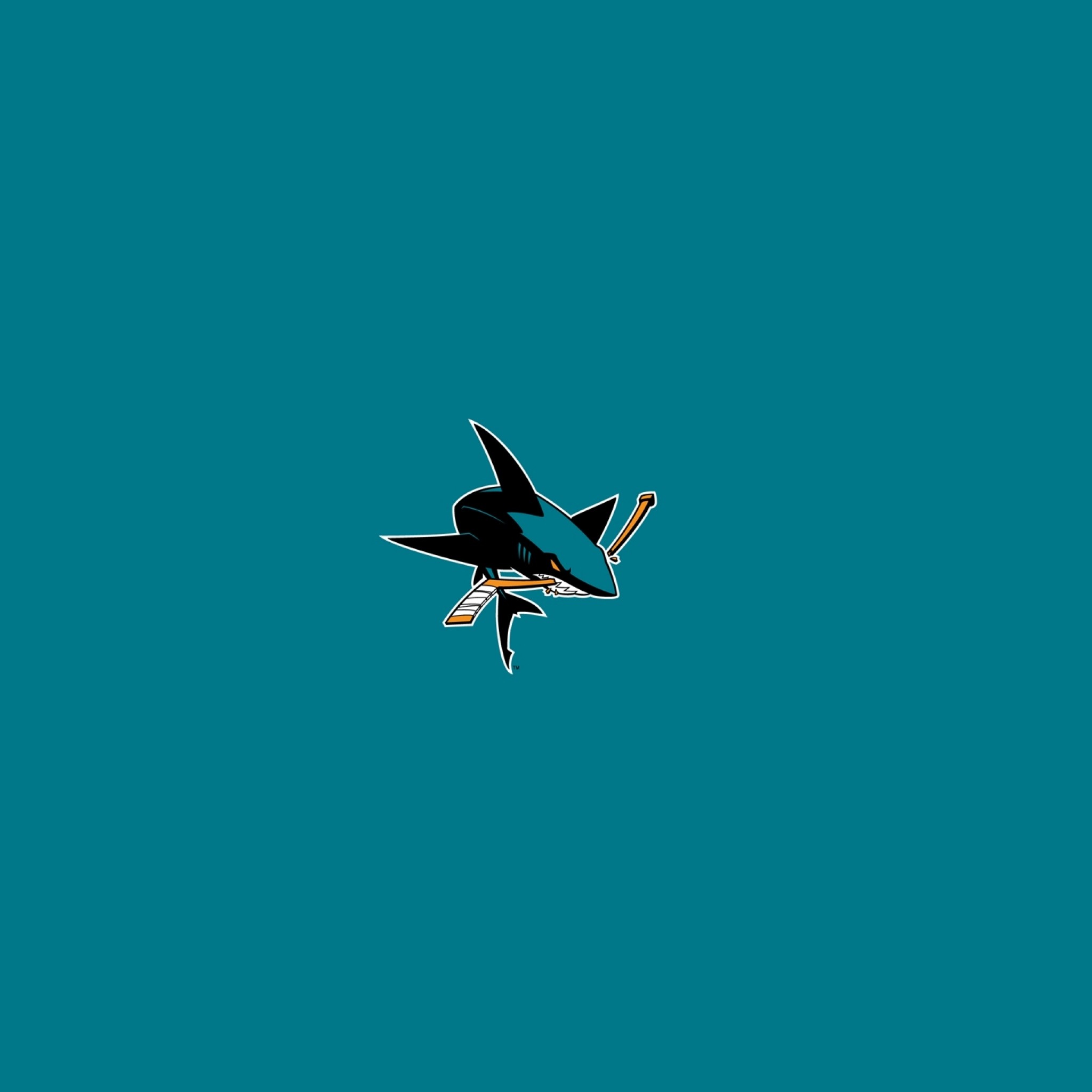 Wallpaper san jose sharks, hockey, logo