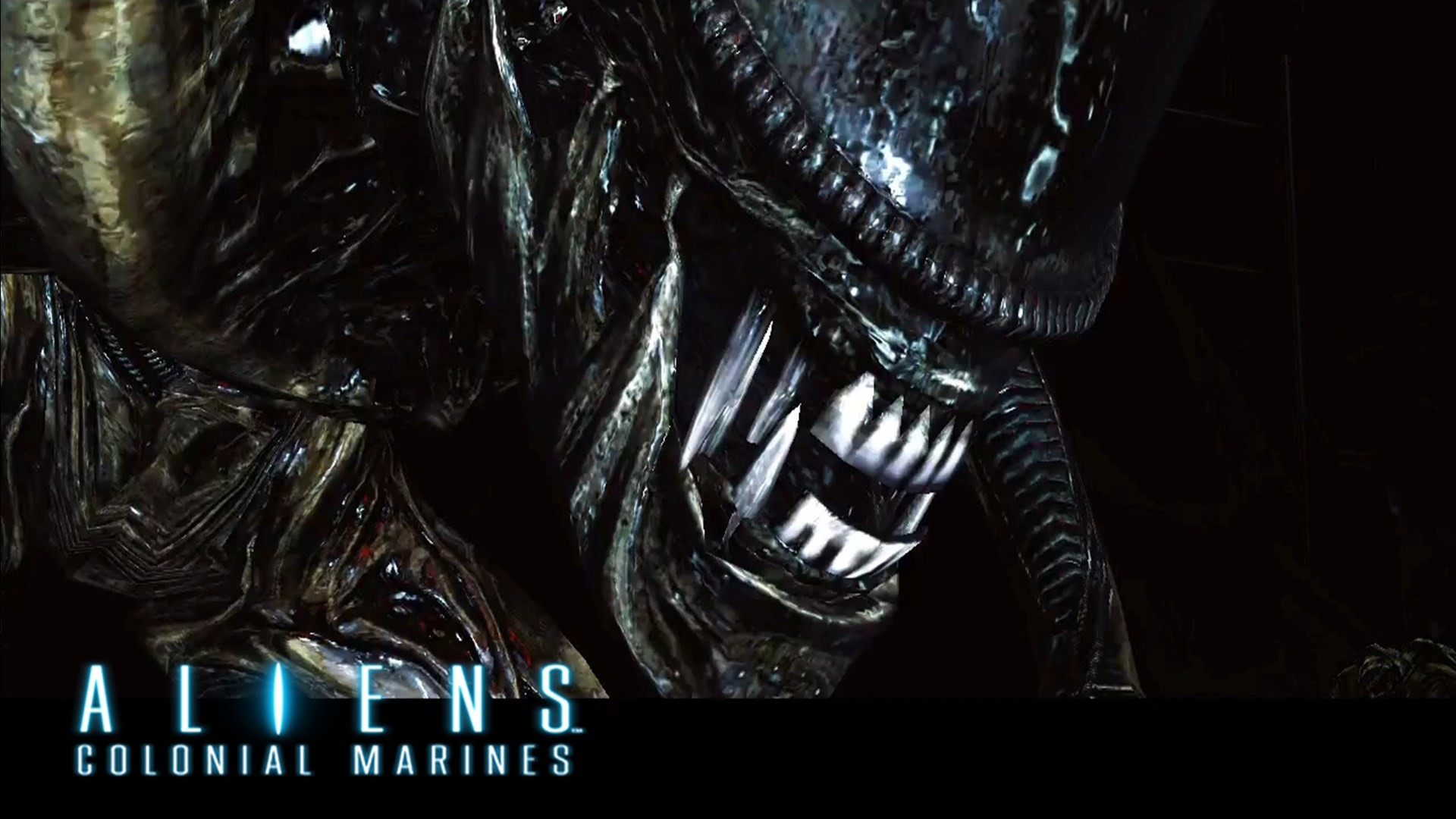 HQ Definition Wallpaper Desktop aliens colonial marines