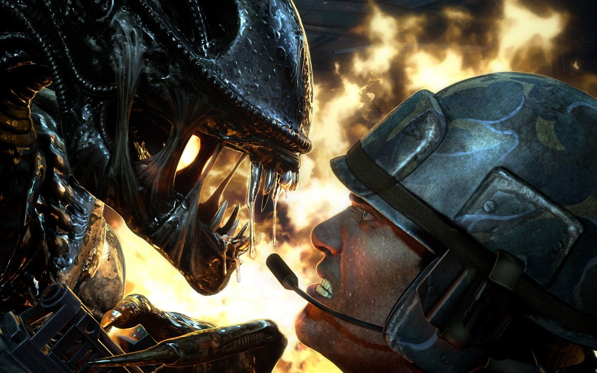 Aliens Colonial Marines 2013 Game wallpapers (79 Wallpapers) – HD Wallpapers