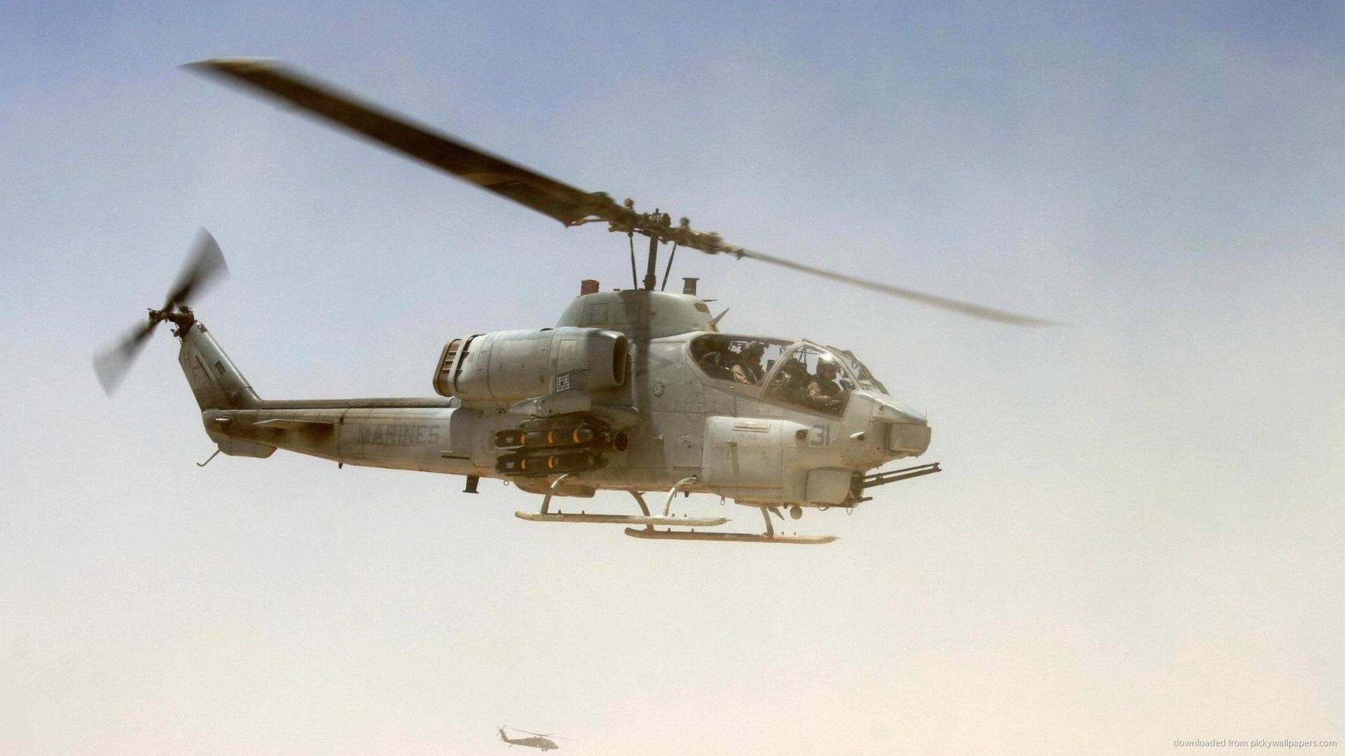 US Marines Helicopter for 1920×1080