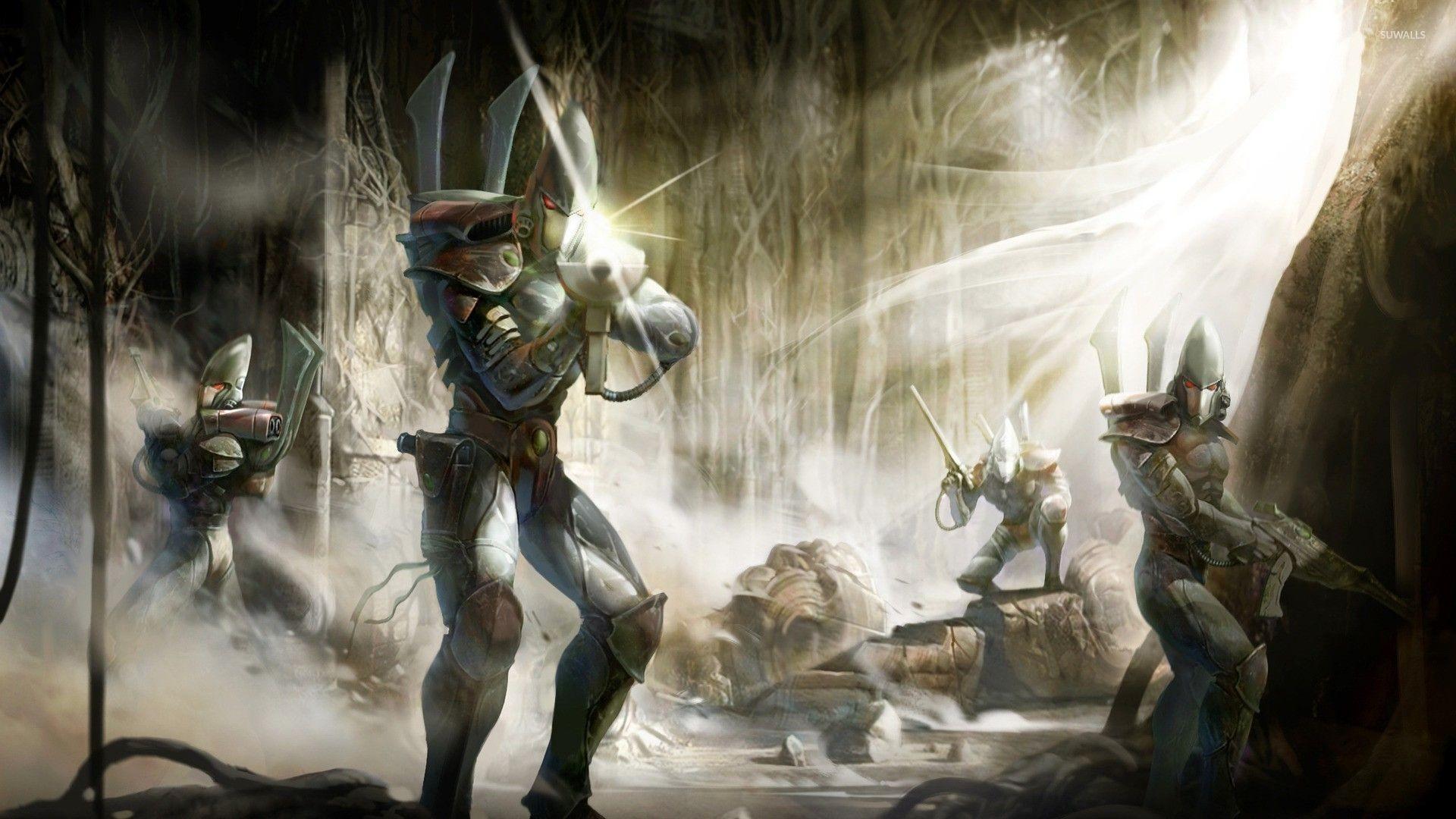 Warhammer 40,000 – Dawn of War wallpaper jpg