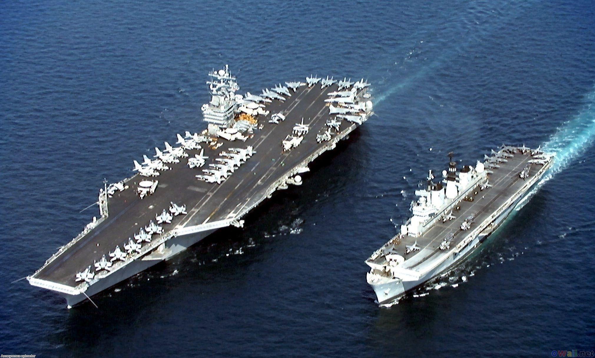 Pix For > Us Navy Aircraft Carrier Wallpaper