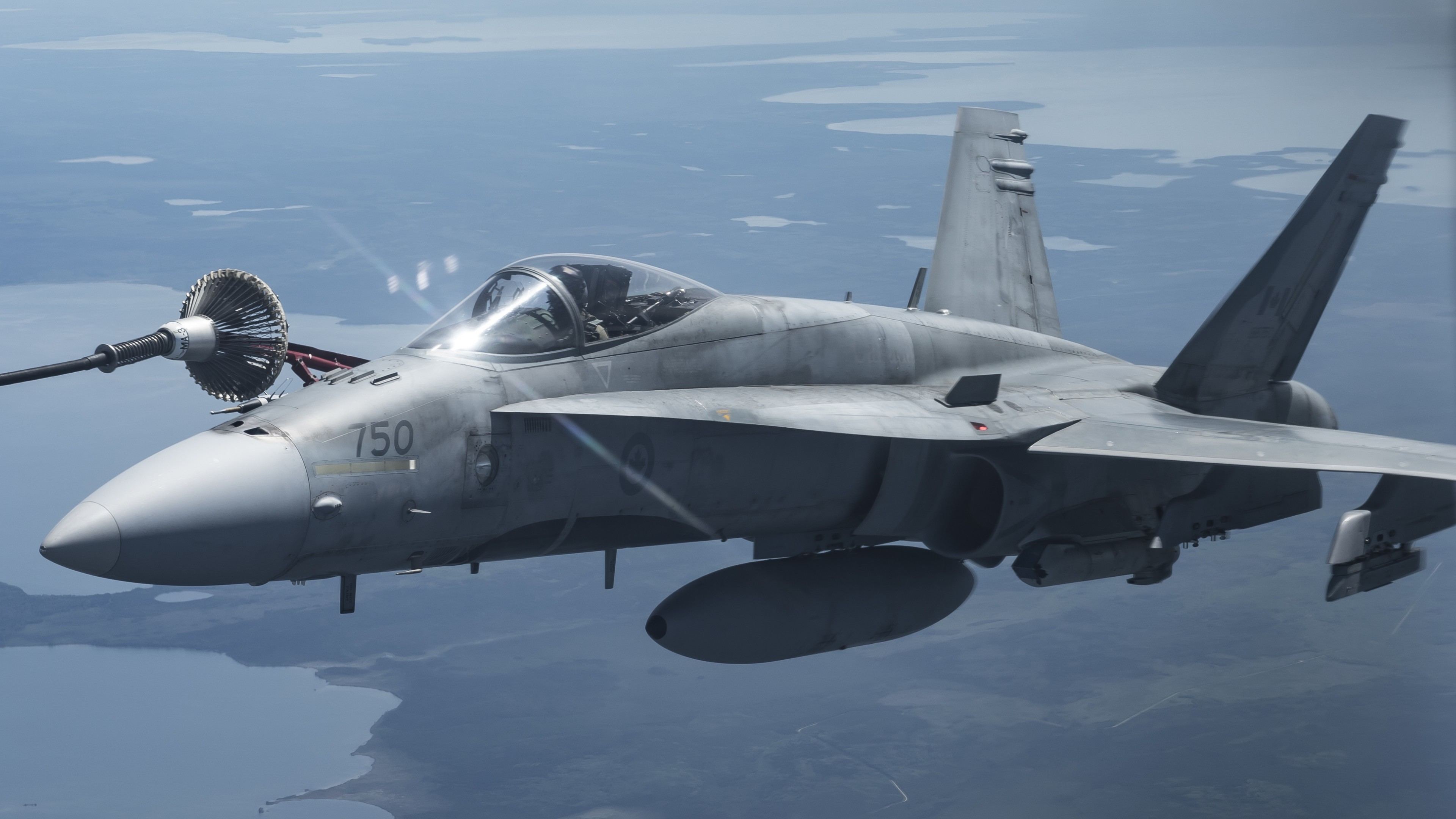 McDonnell Douglas F/A-18 Hornet, Fighter jet, Supersonic jet, United