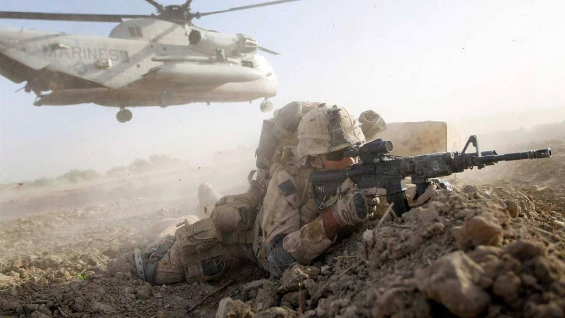 US Marines in Afghanistan. Combat Footage 1080p – Intense Firefights  Against Taliban – YouTube