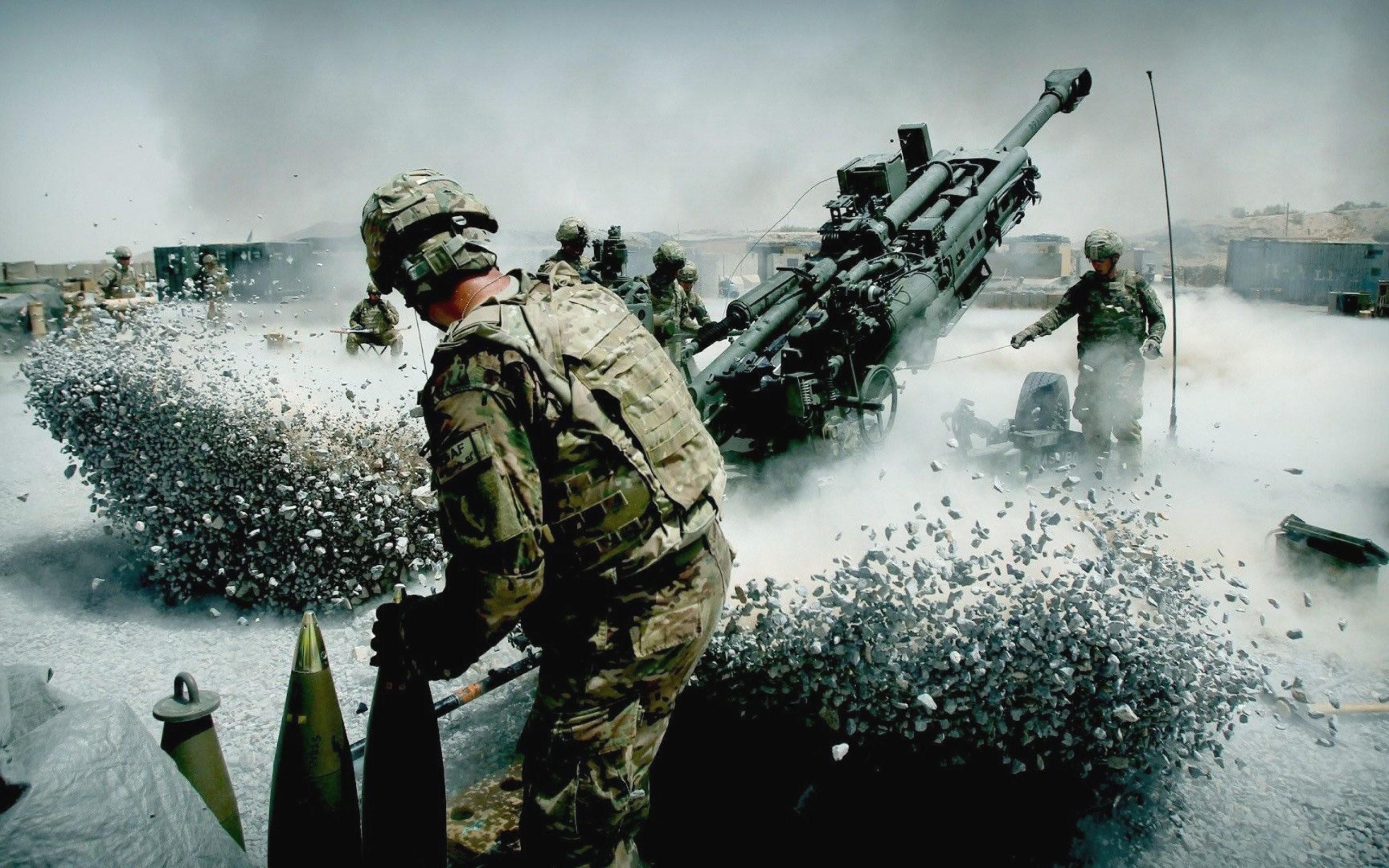 Wallpapers Army Soldiers War Guns Afghanistan Us Marines Hd ..