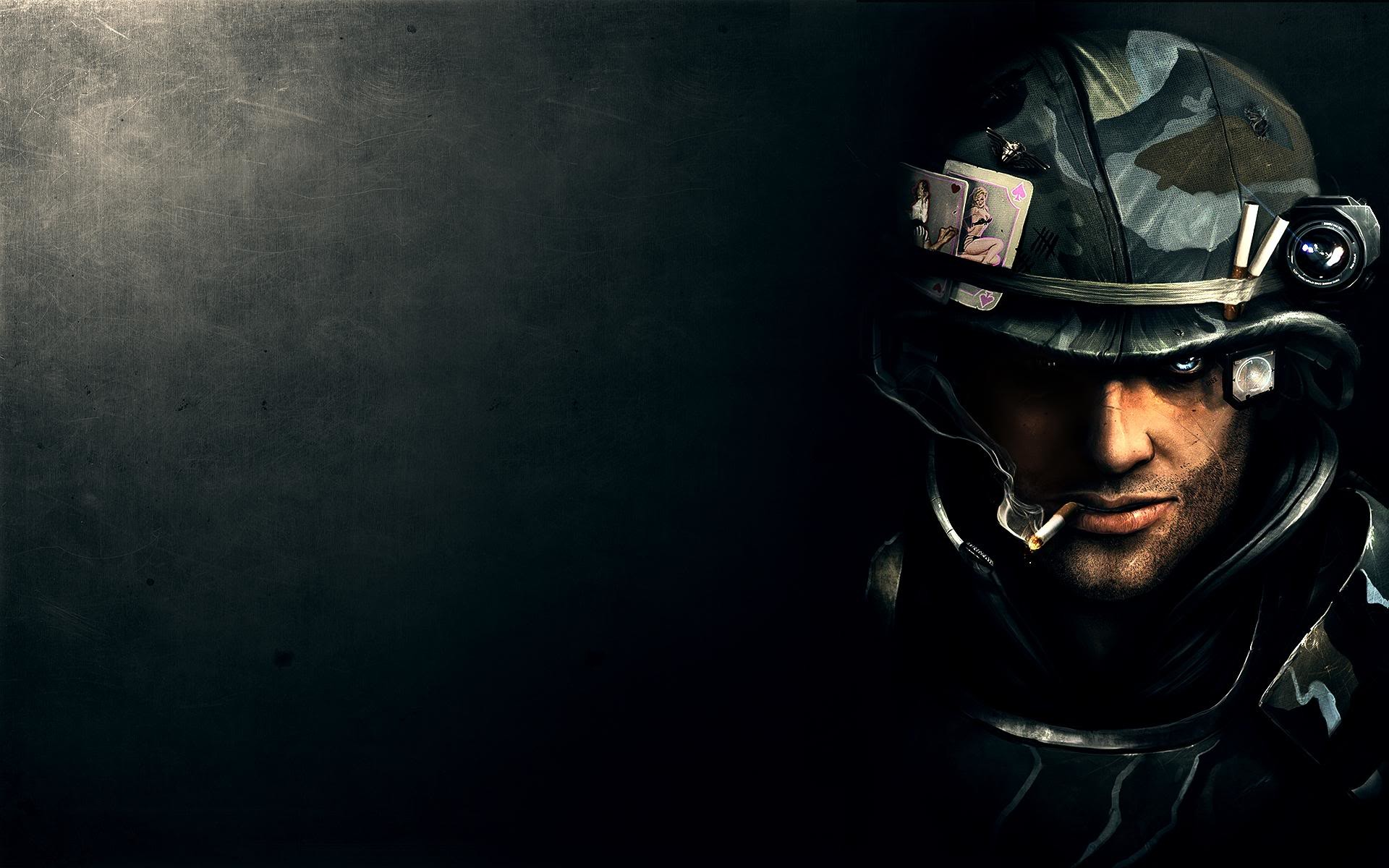 Wallpapers For > Cool Marine Wallpaper