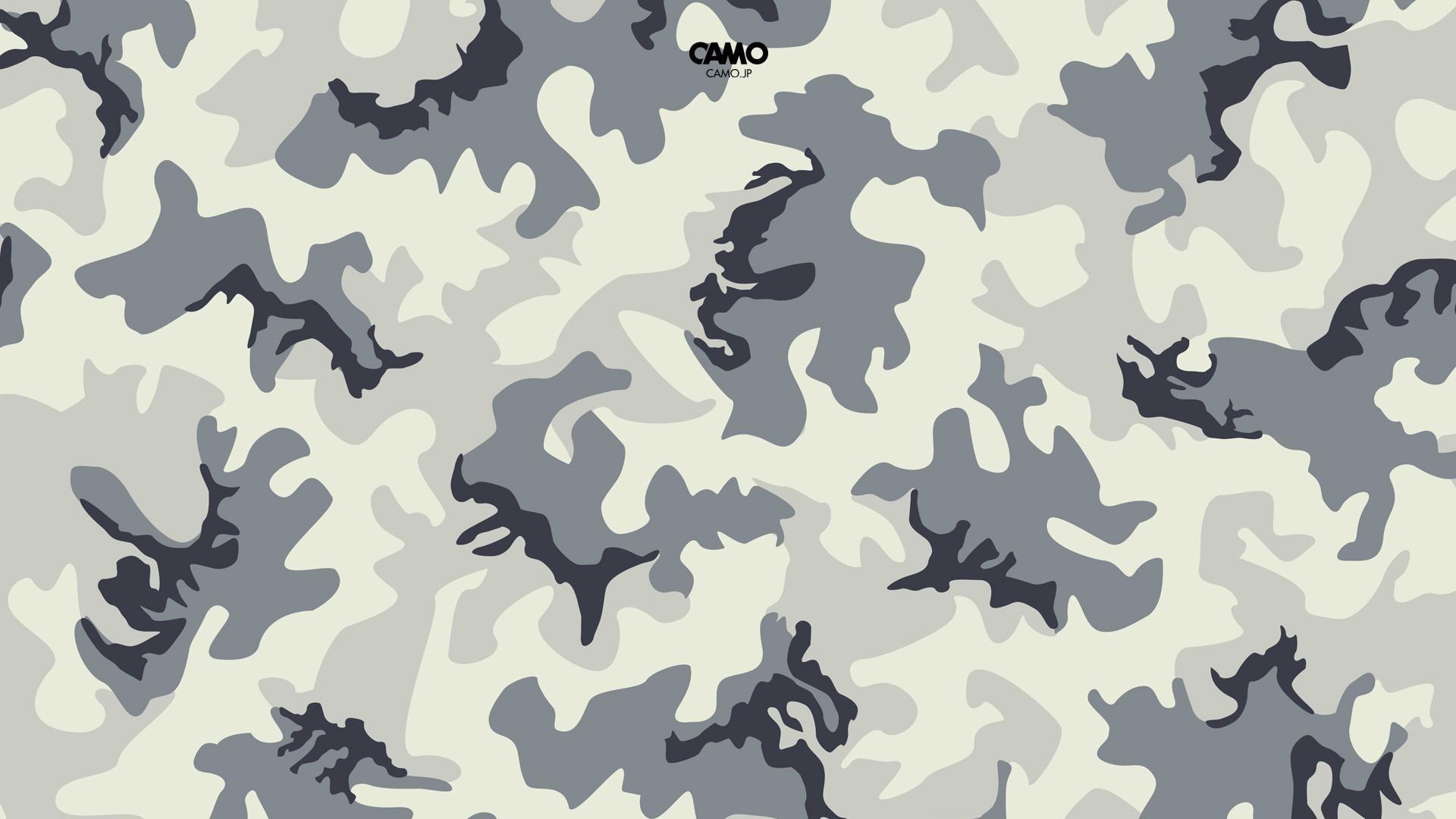 Snow Camo Wallpaper.
