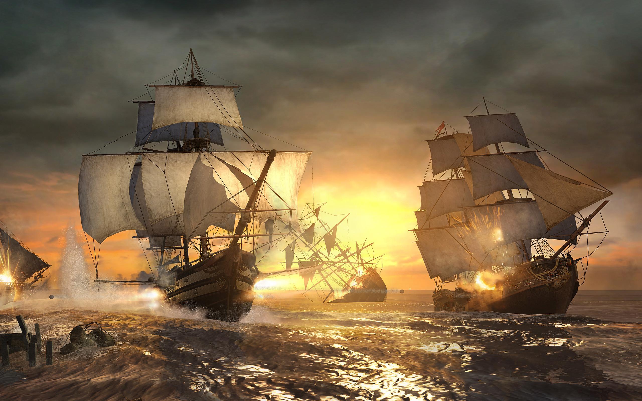 assassins creed 3 naval. Â«Â«