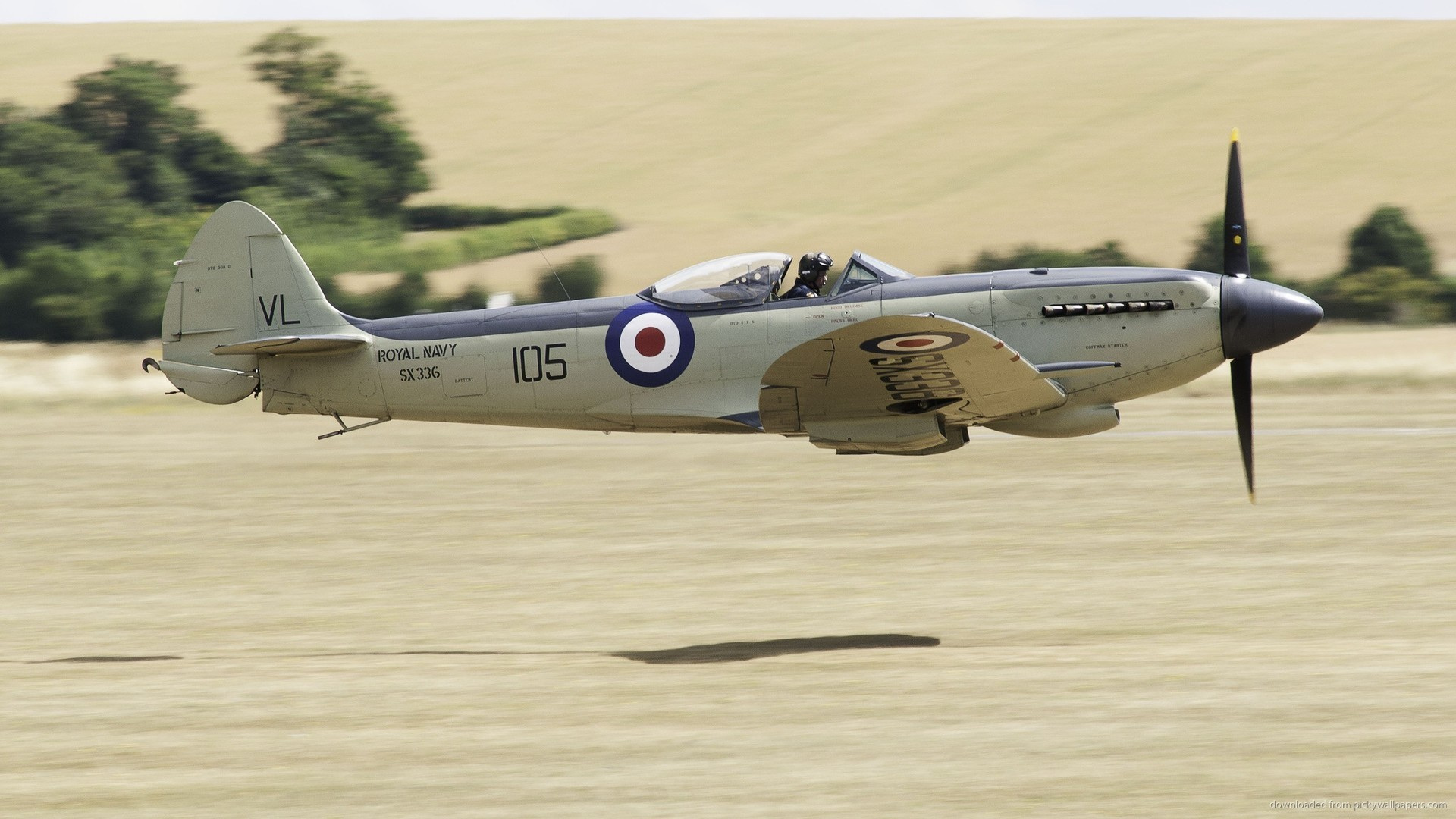 Royal Navy Oldschool Aircraft picture
