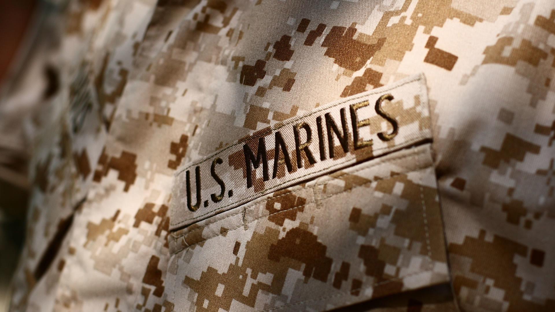US Marines Uniform Patch