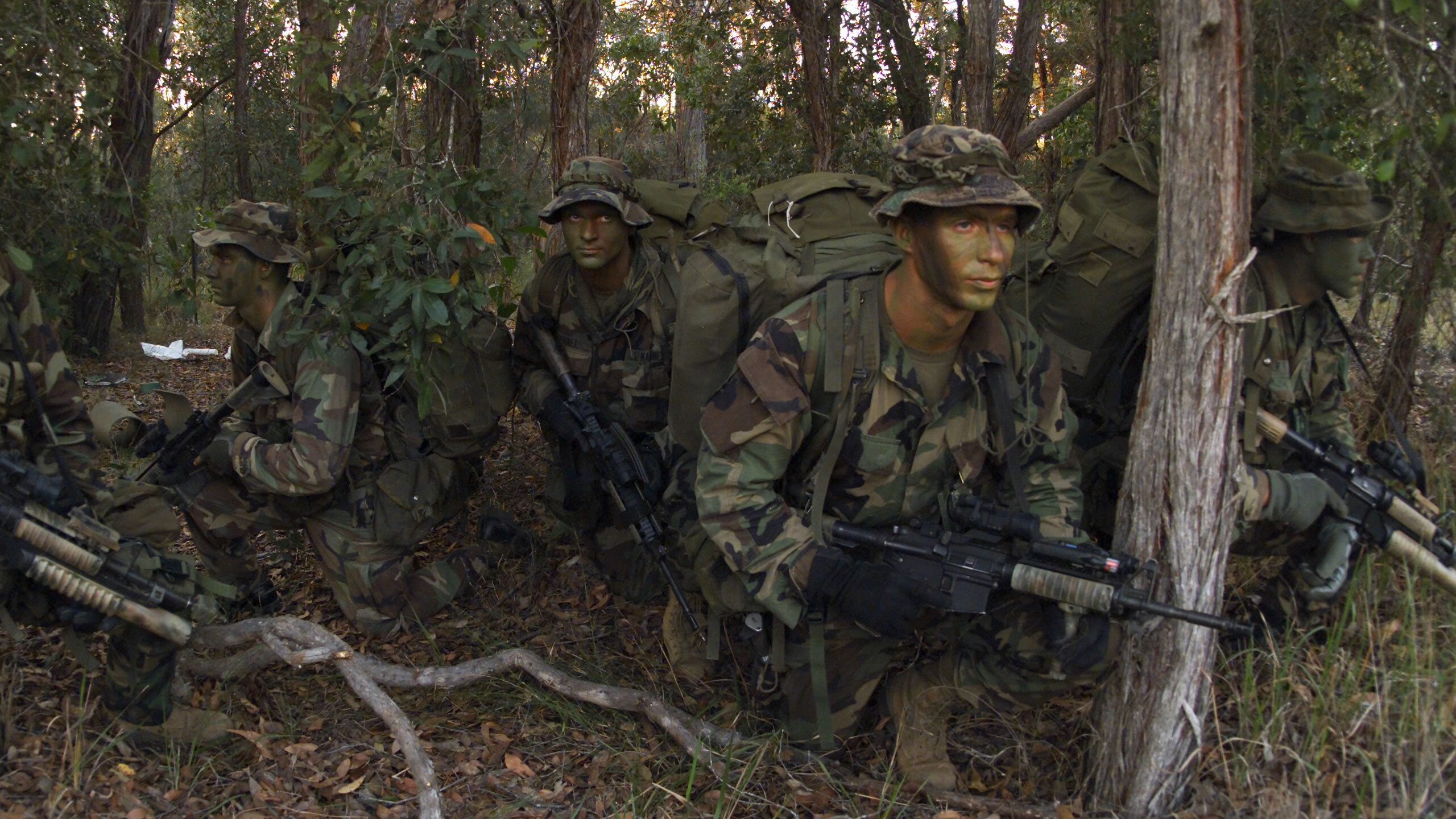 USMC Recon Exercise