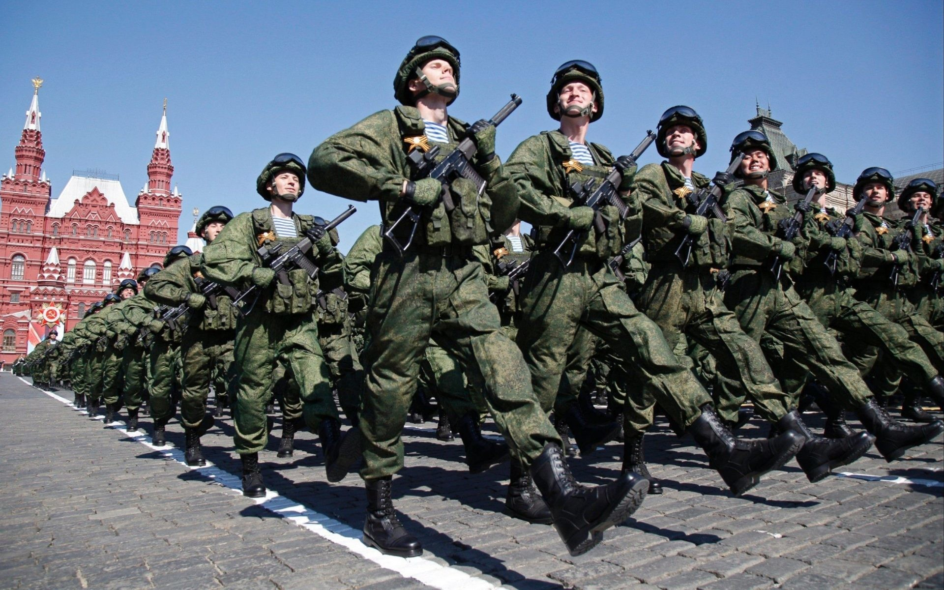 > Russian Army Wallpapers