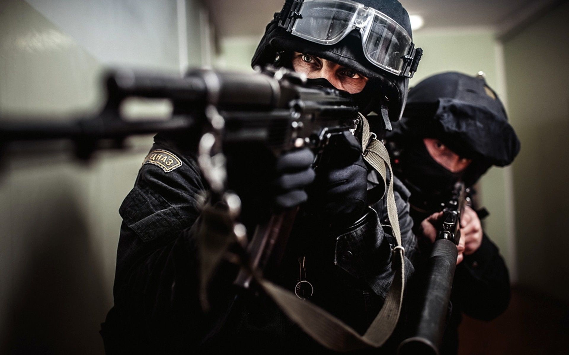 Russian special forces Wallpapers