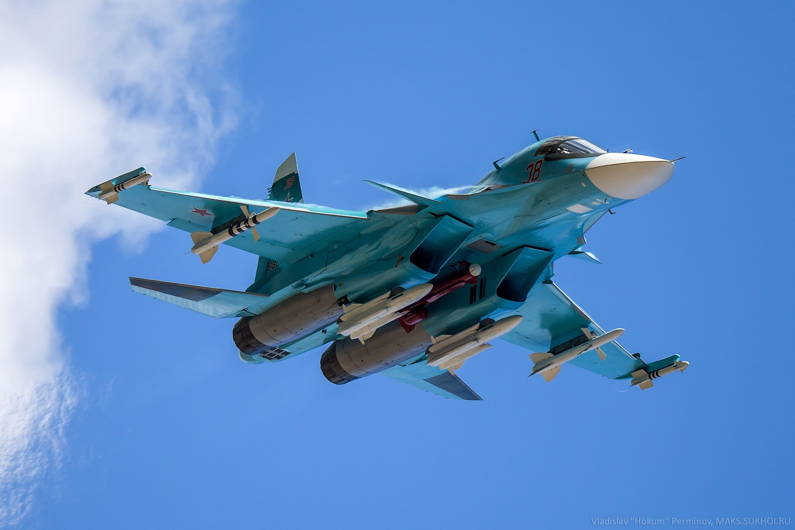 aircraft, Military Aircraft, Sukhoi Su 34, Russian Army, Army Wallpapers HD  / Desktop and Mobile Backgrounds